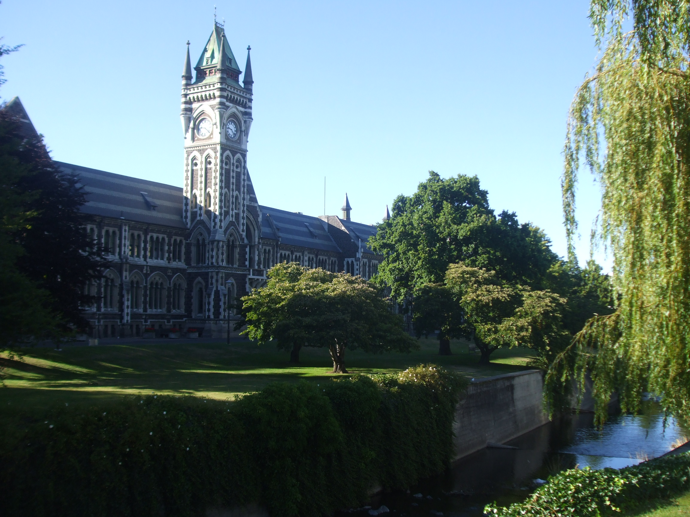 university of otago - photo #2
