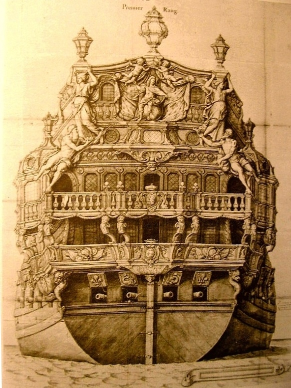 Image illustrative de l'article Dauphin Royal (1668)