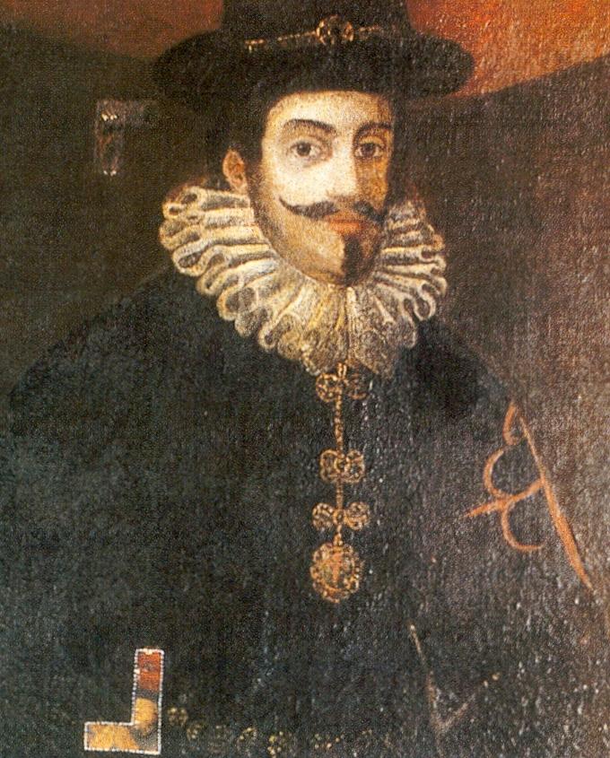 Depiction of Fernando Torres y Portugal