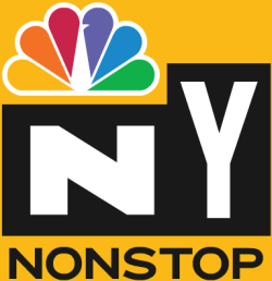 Past logo for WNBC's New York Nonstop from 2009 to 2011.