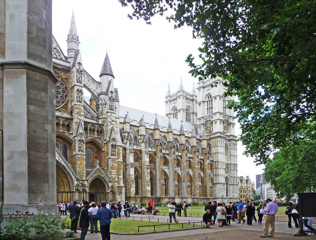 File:Westminster Abbey, London - geograph.org.uk - 1404626.jpg