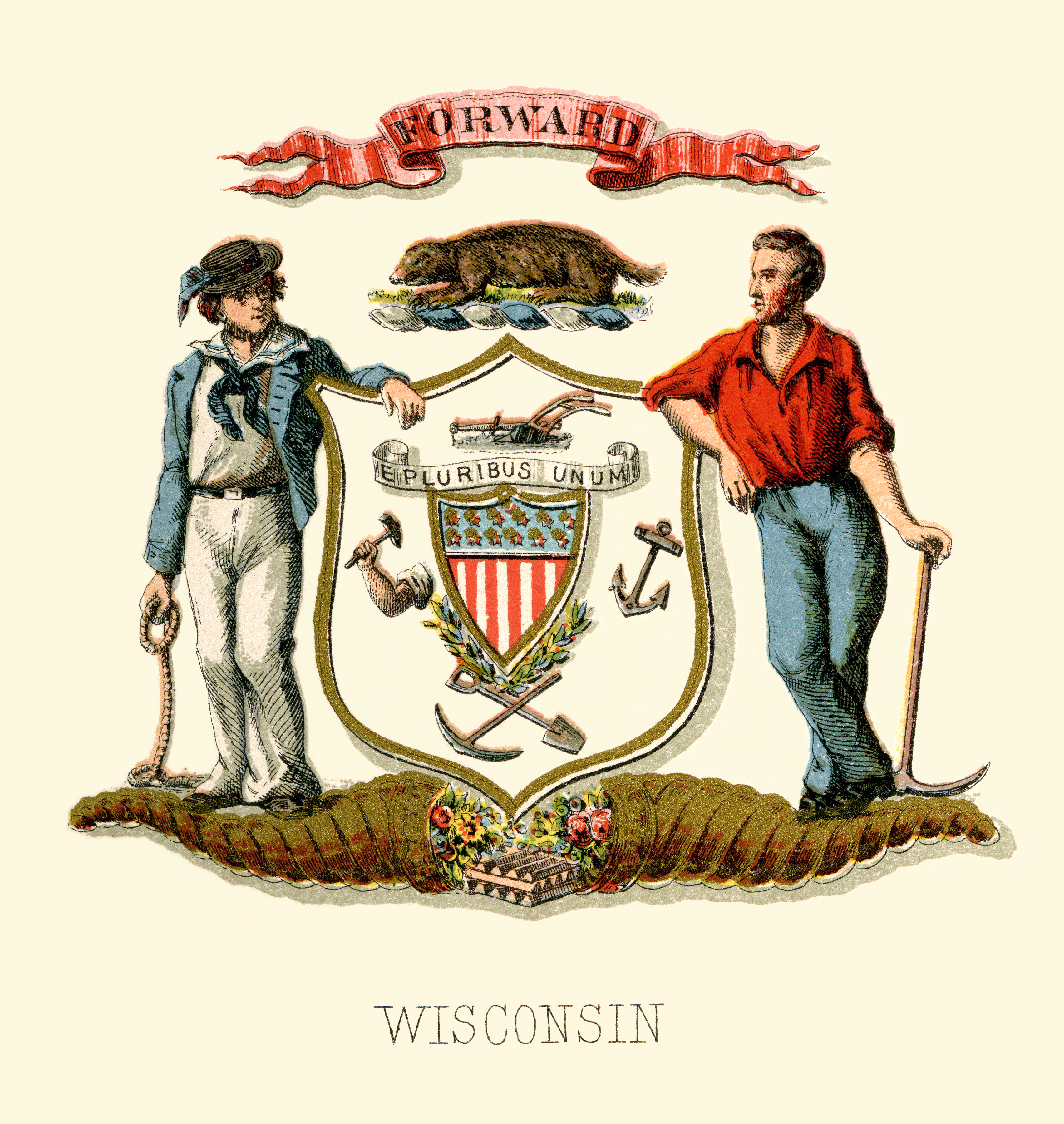 Wisconsin in the american civil war wikipedia wisconsin in the american civil war from wikipedia publicscrutiny Images