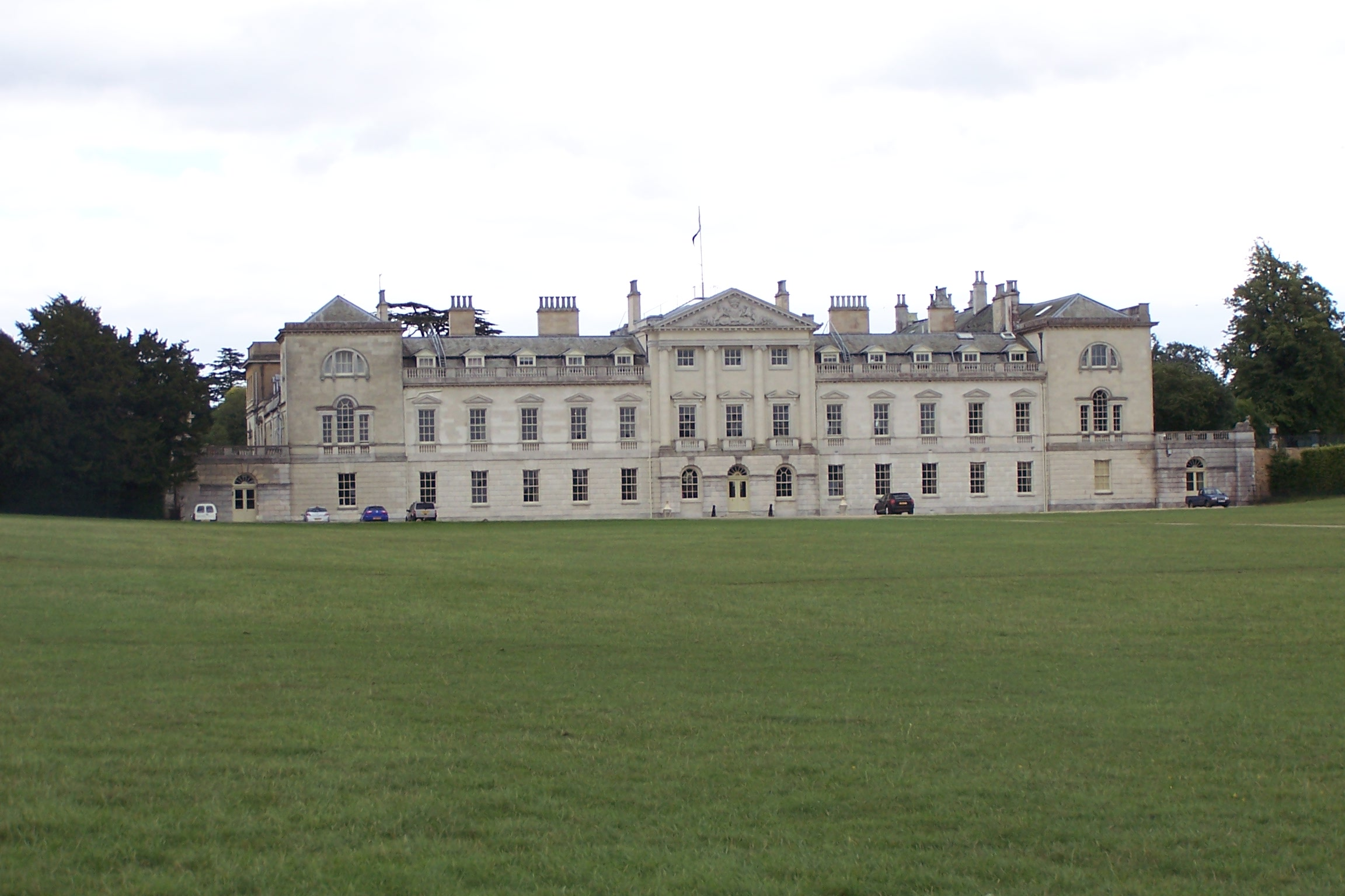 Woburn Abbey Duchess Tea Room