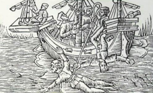 http://upload.wikimedia.org/wikipedia/commons/6/6f/Woodcut_Print_of_Keelhauling.jpg