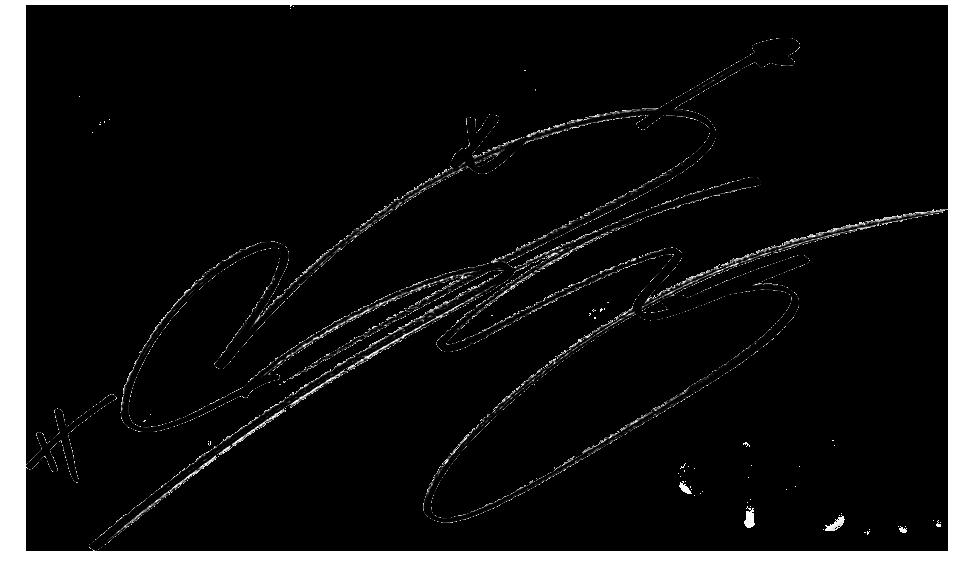 Yesung signature