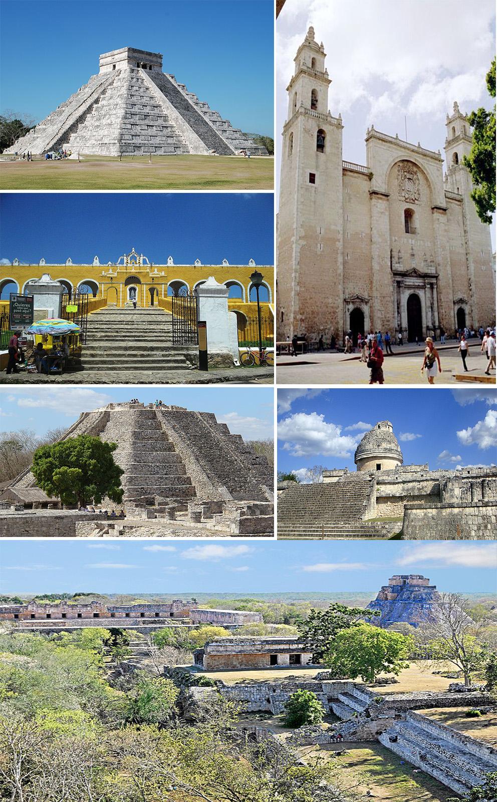 Yucatán - Wikipedia, la enciclopedia libre