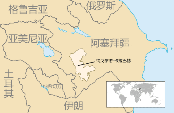 Zh Location Nagorno-Karabakh2