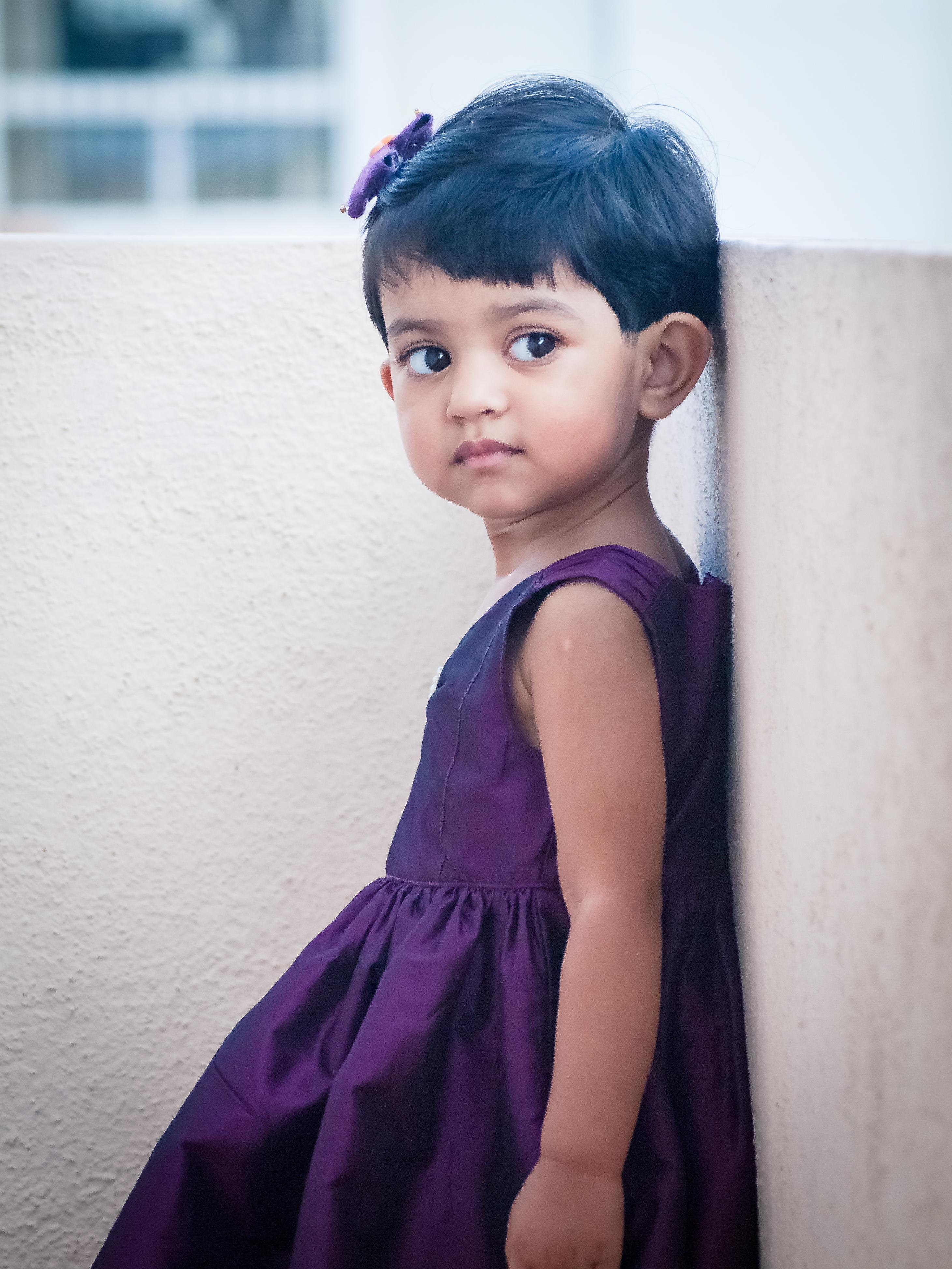 "File ""1"" Girl in India October 2013 Wikimedia mons"