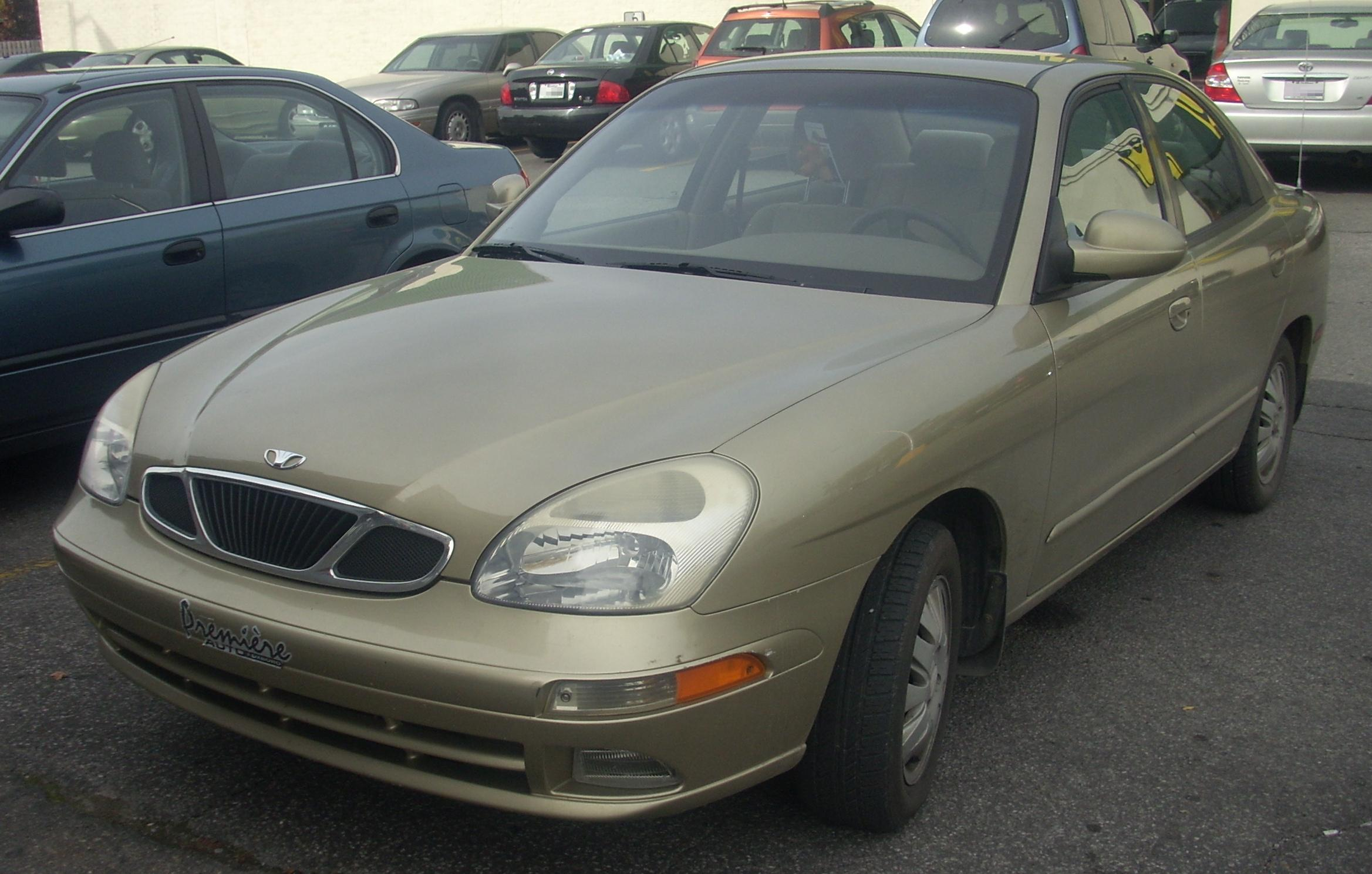 File:'00-'02 Daewoo Nubira Sedan.JPG - Wikipedia, the free ...