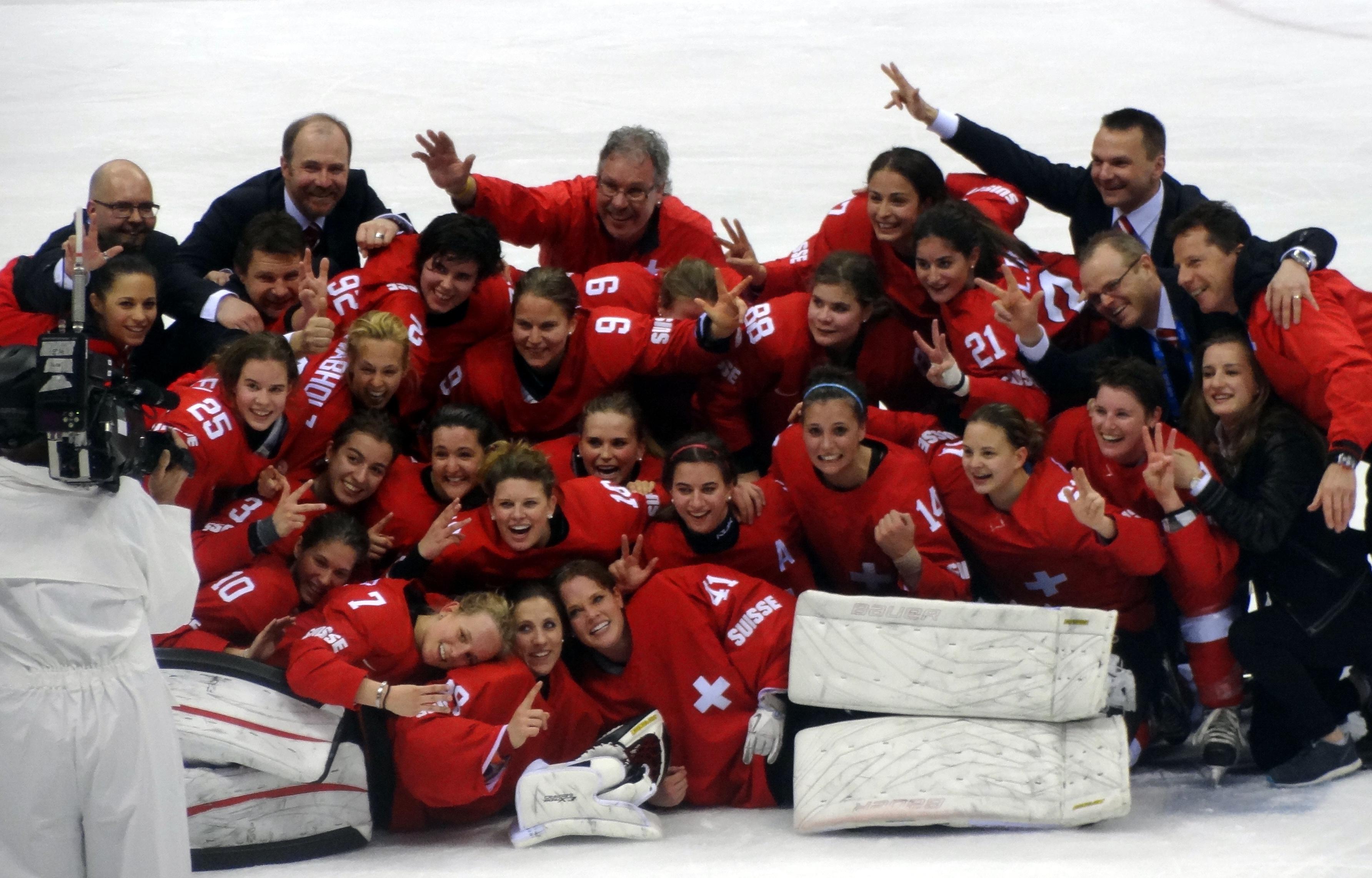 Sochi 2014: womens hockey: european goalies stand tall