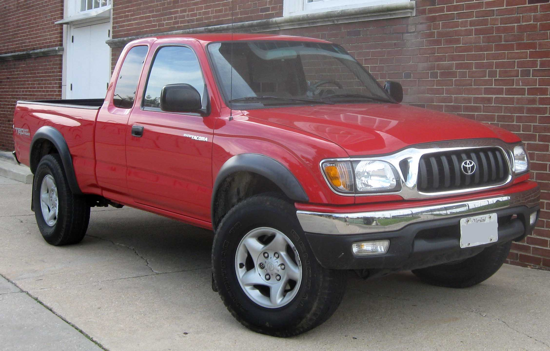 File 01 04 Toyota Tacoma Trd Ext Jpg Wikimedia Commons