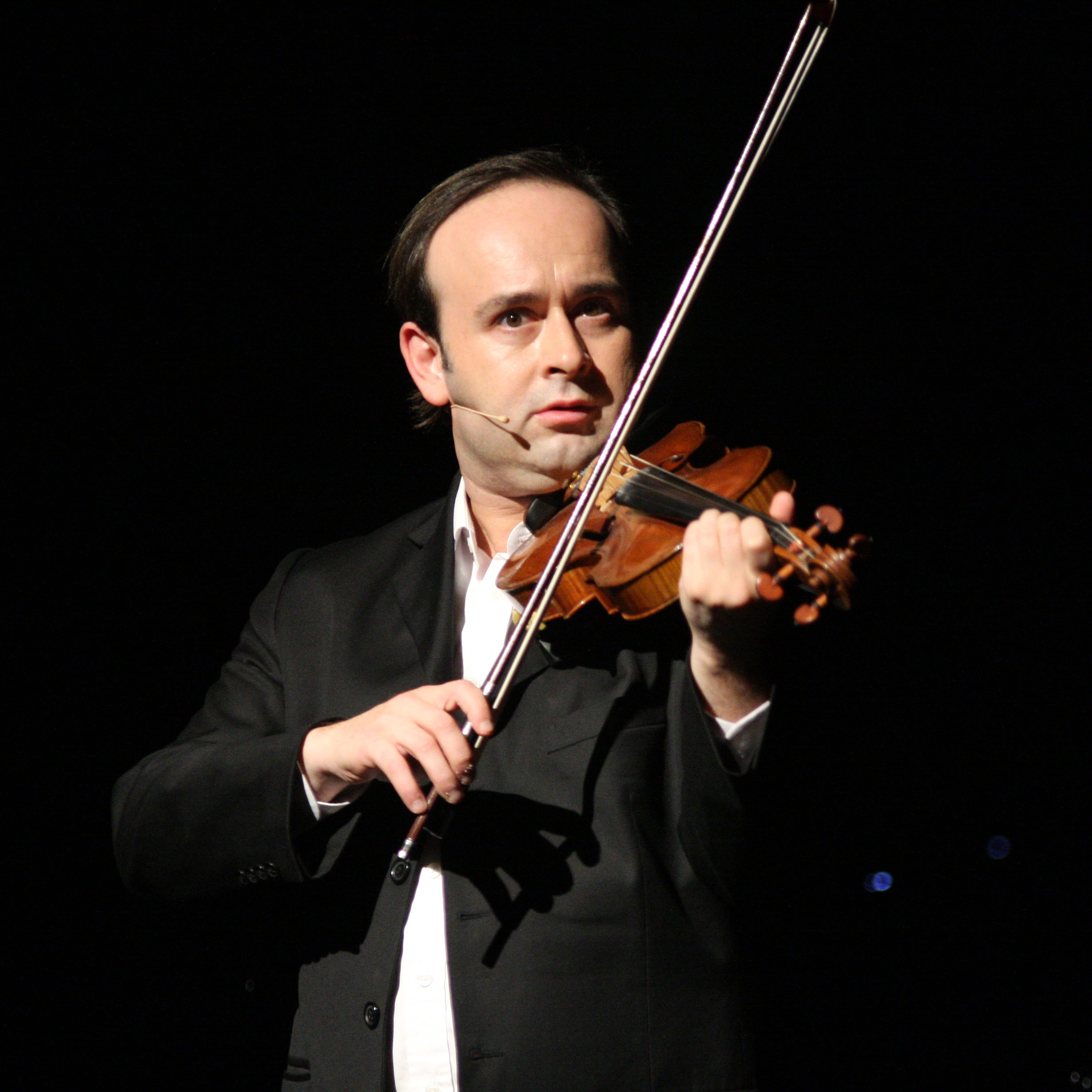 Picture of a band or musician: Aleksey Igudesman