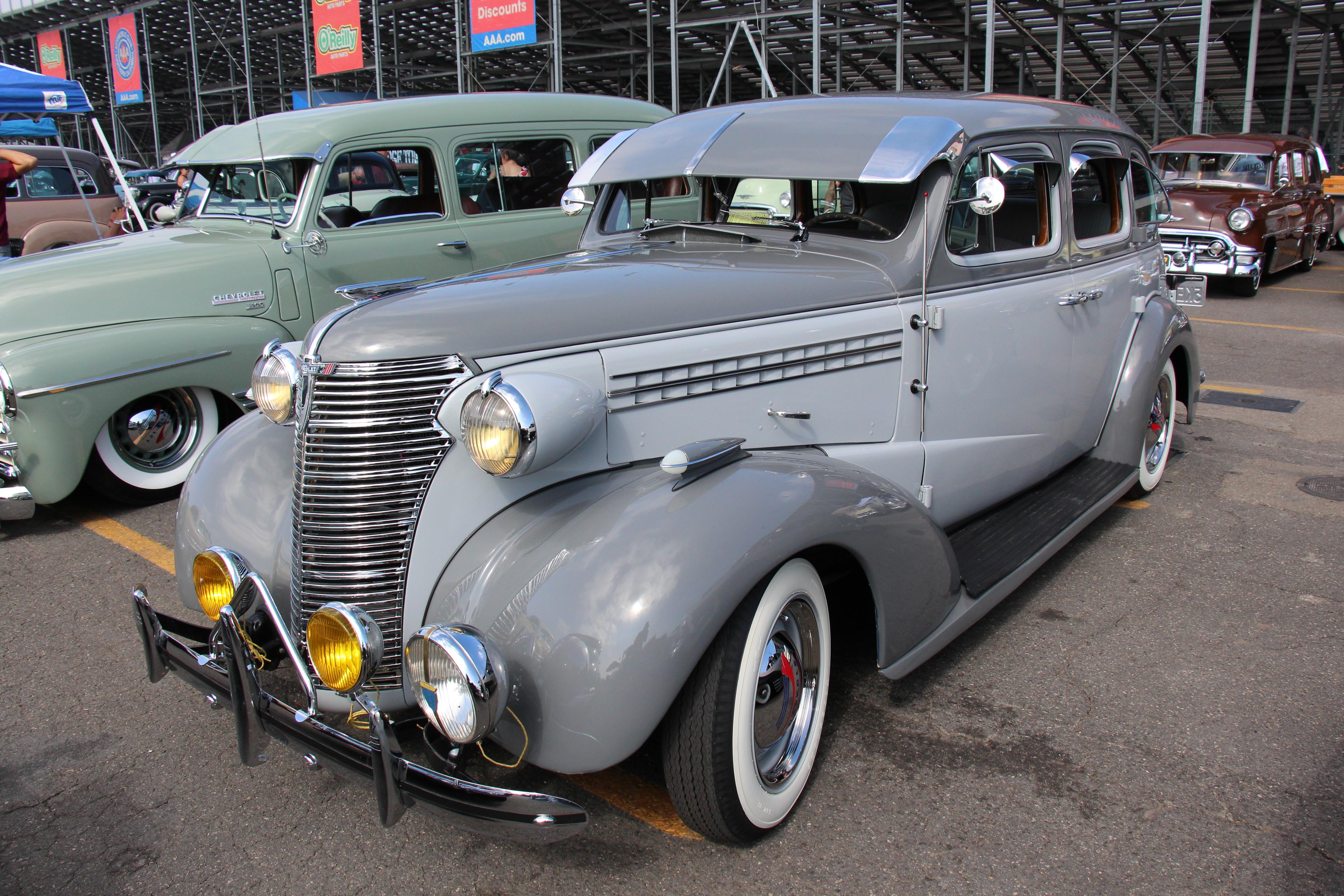 Kekurangan Chevrolet 1938 Review