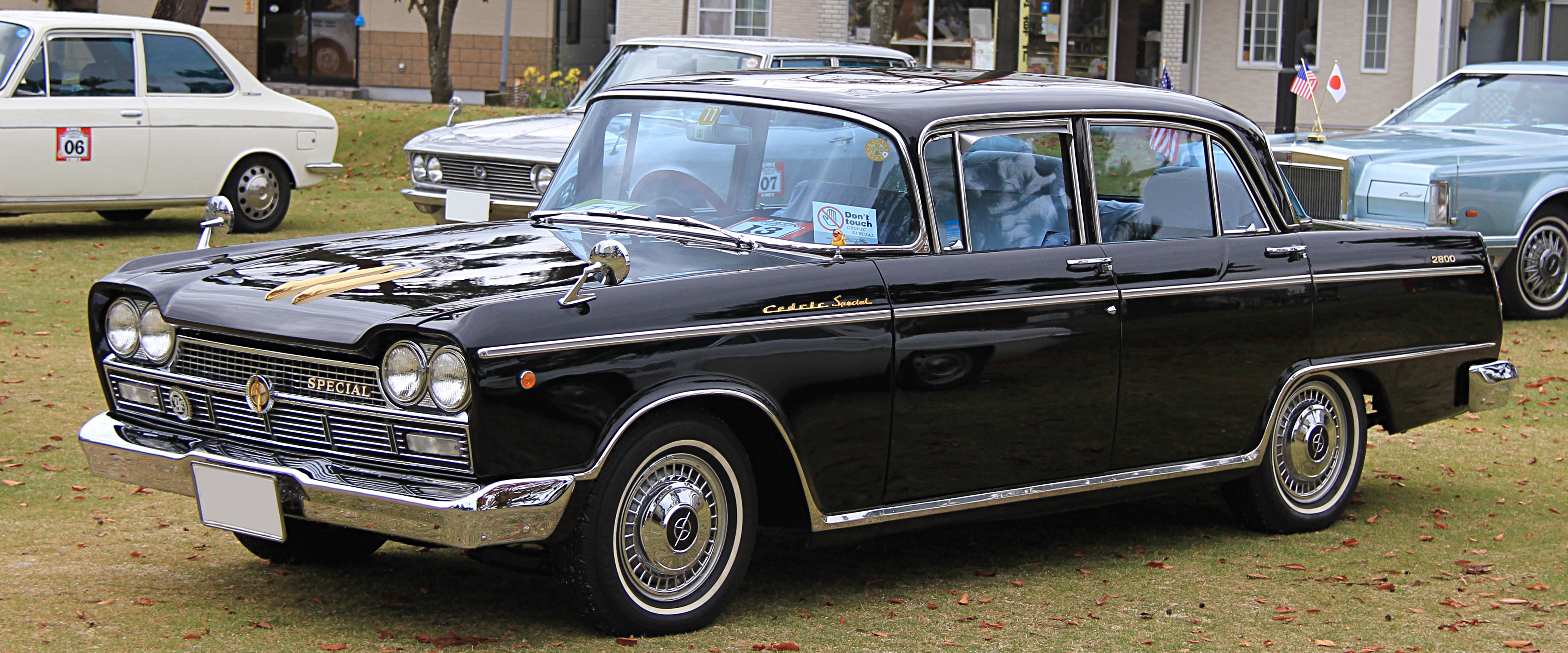 File:1965 Nissan Cedric Special.jpg - Wikimedia Commons