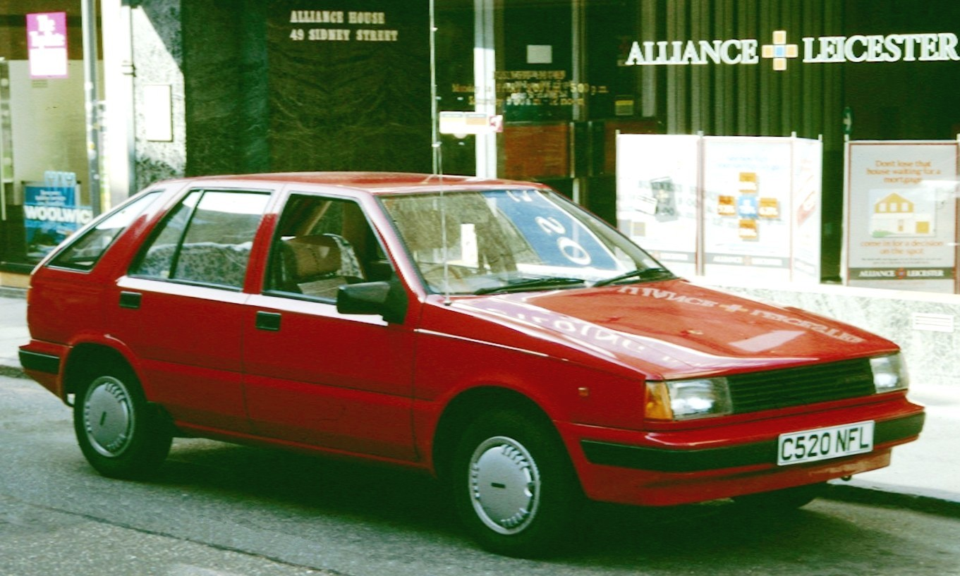 Hyundai Pony In The Uk In on 1980 Hyundai Elantra