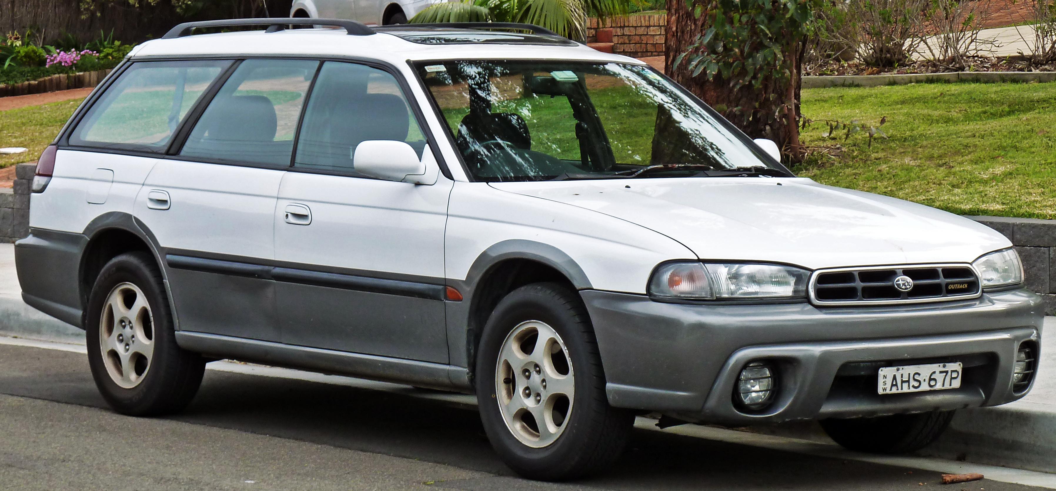 Subaru Outback Wikiwand
