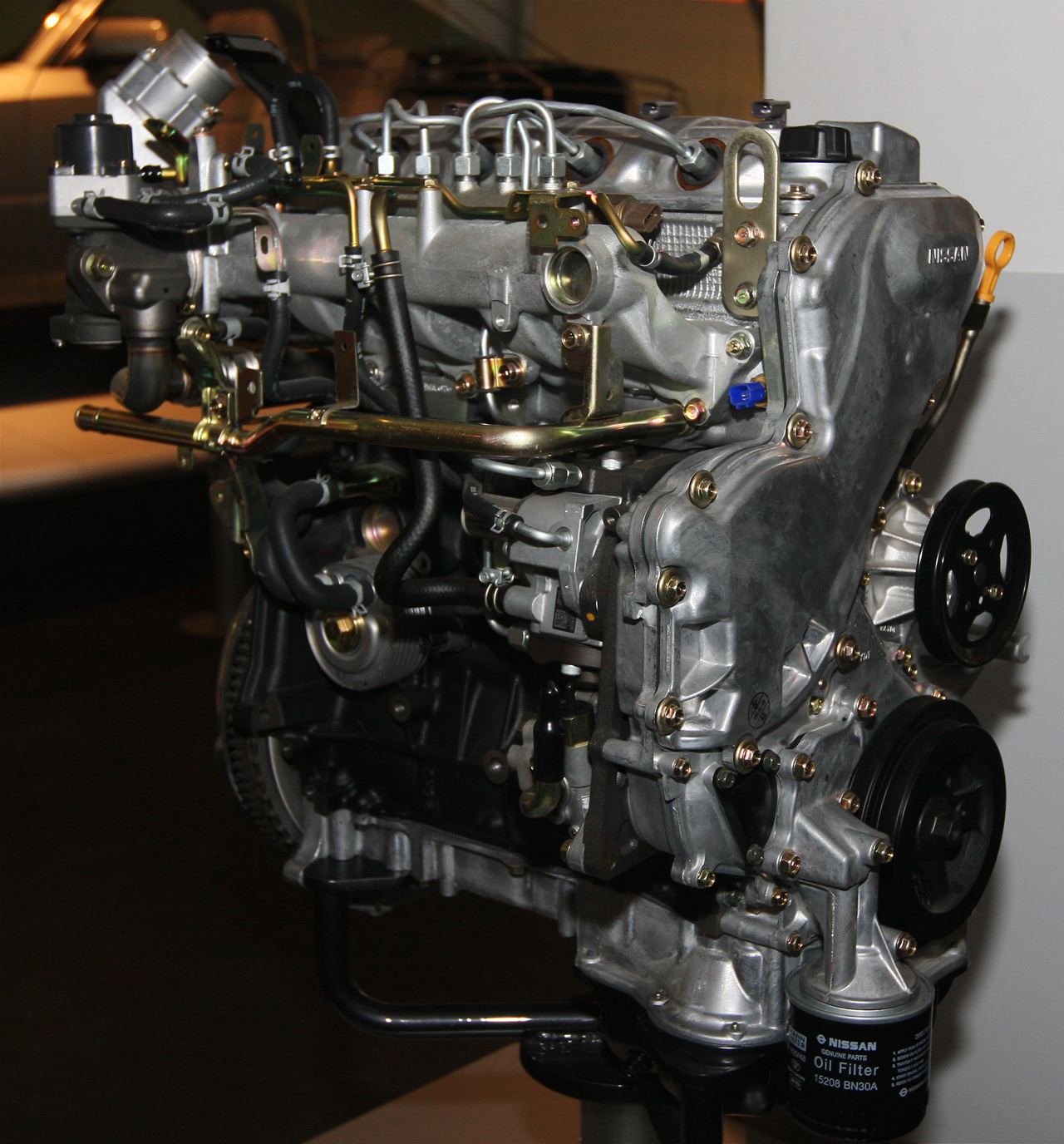 File 2003 Nissan Yd22ddti Engine Wikimedia Commons