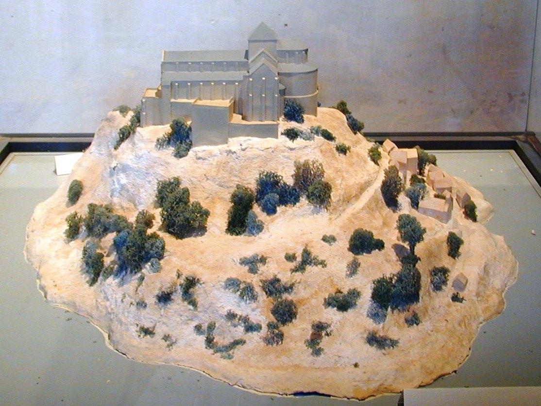 [Image: 200506_-_Mont_Saint-Michel_51_-_Maquette.JPG]