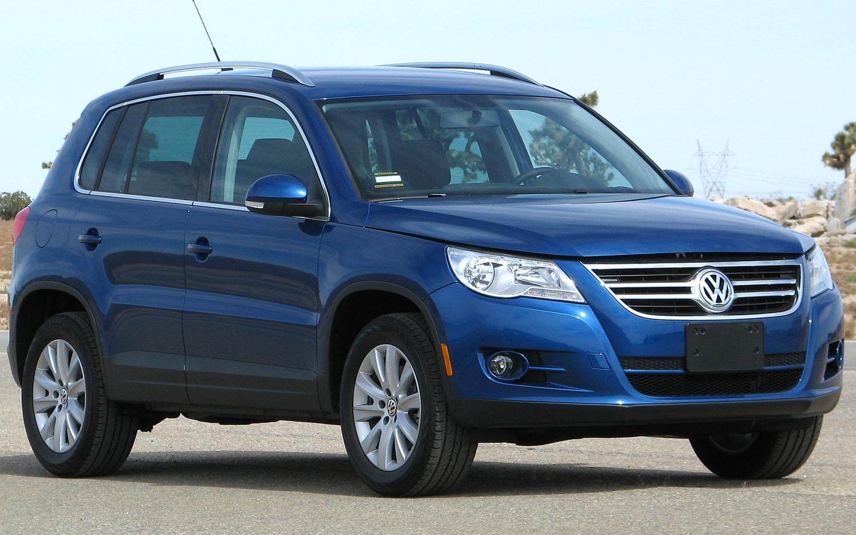 File 2009 Volkswagen Tiguan Se Nhtsa Jpg Wikimedia