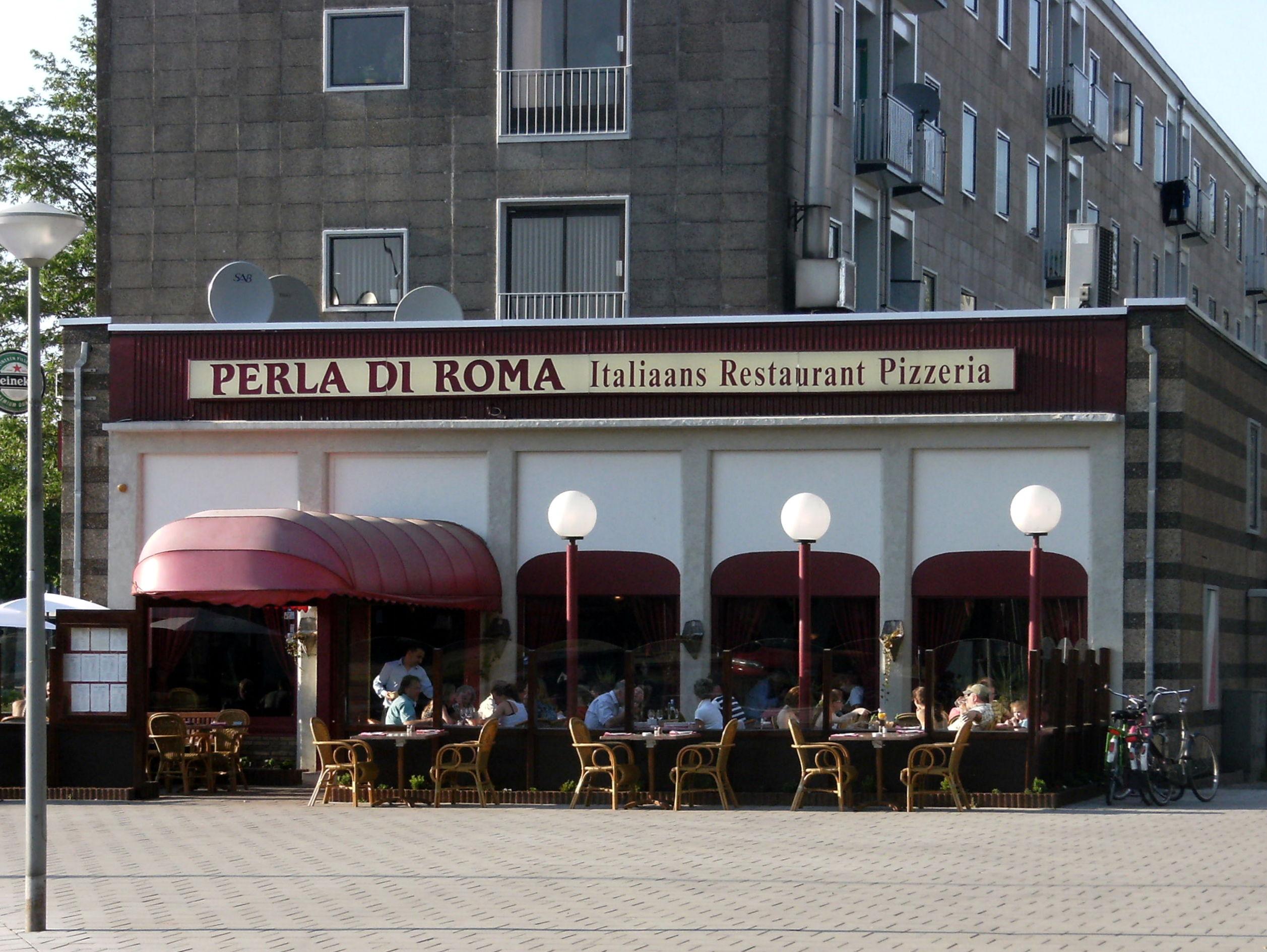 Roma Italian Restaurant Broken Bow Ok
