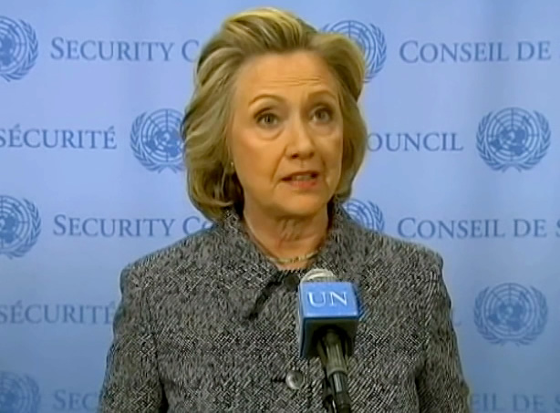 2015 03 10 Hillary Clinton by Voice of America (cropped to collar).jpg