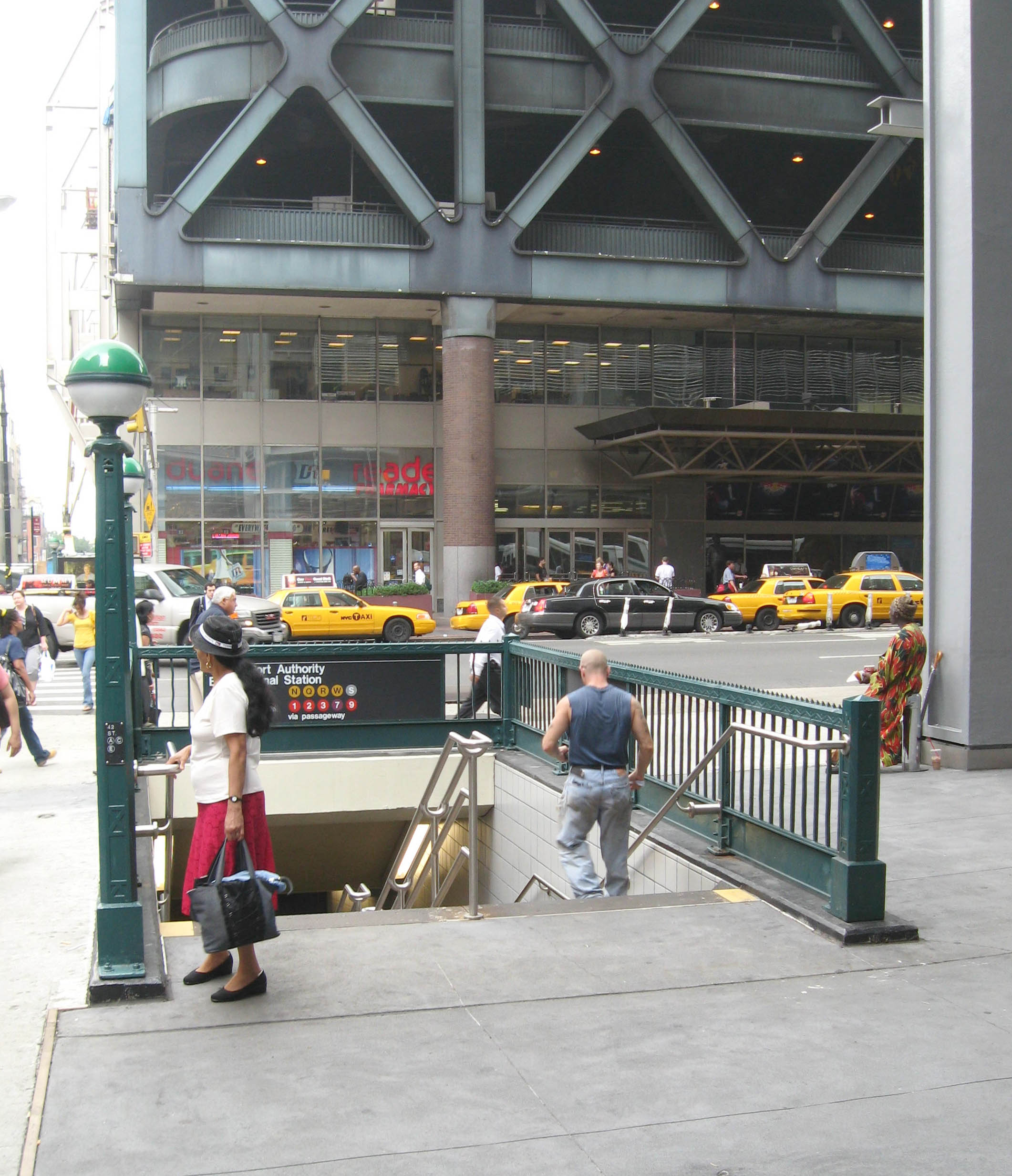 42nd Street – Port Authority Bus Terminal