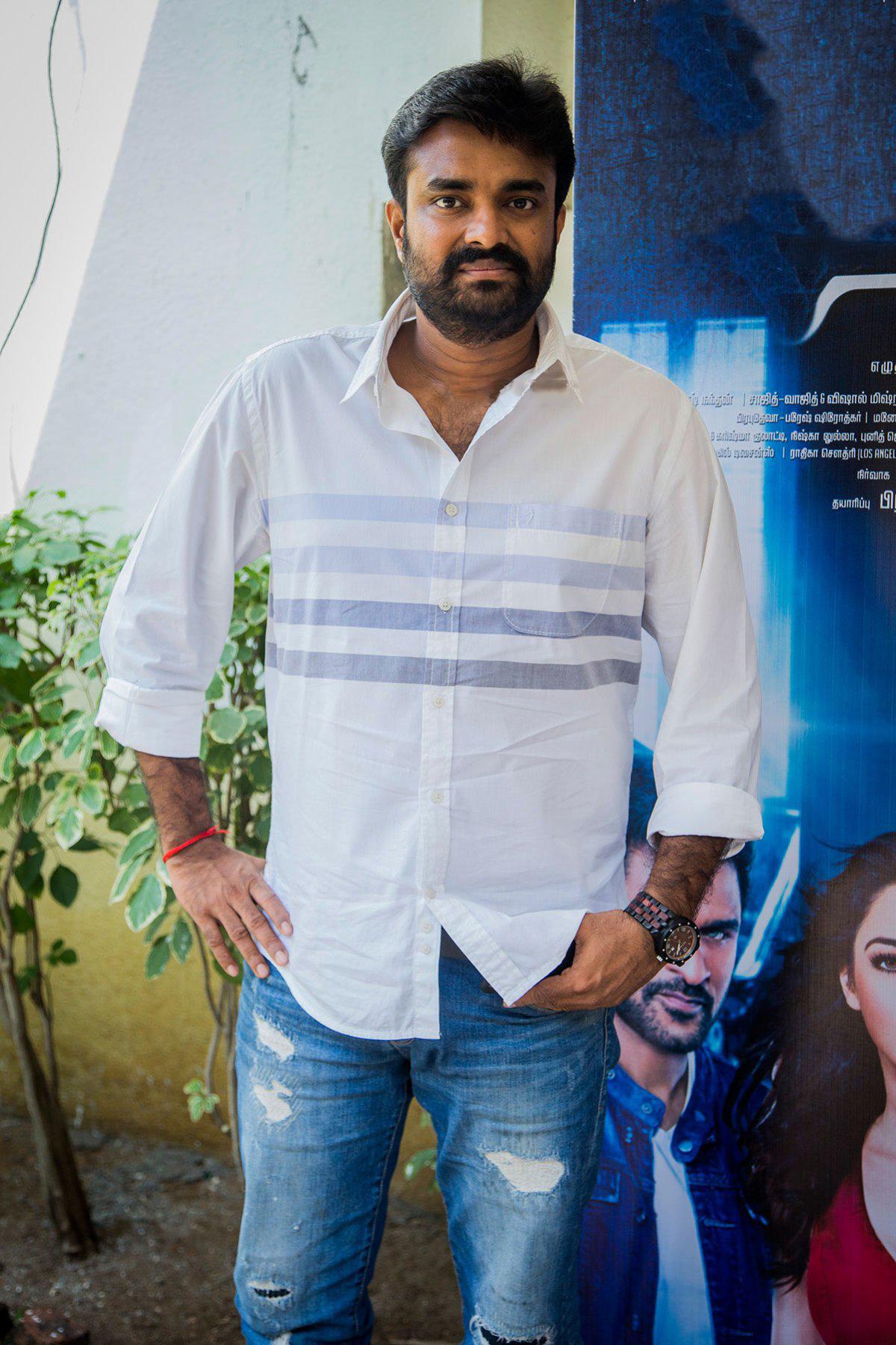 A L Vijay Wikipedia
