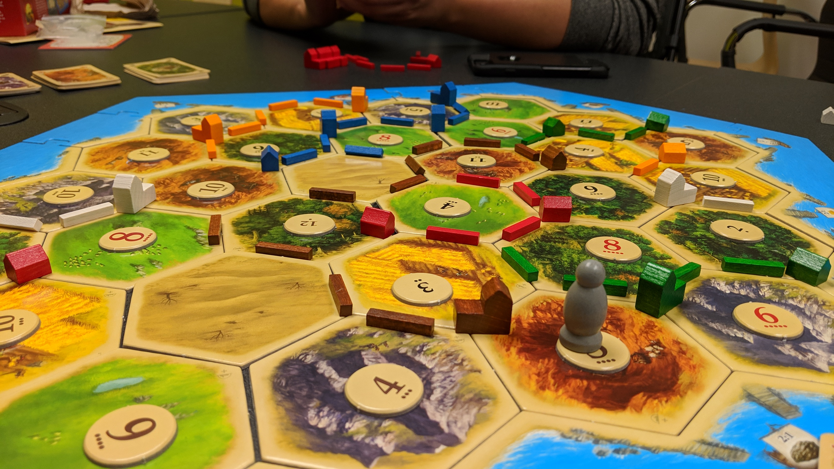 File:A game of Settlers of Catan.jpg - Wikimedia Commons