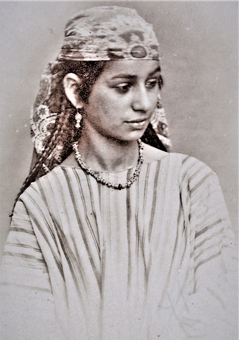 File:A young bukharian-jewish girl  1871-1872 years jpg - Wikimedia
