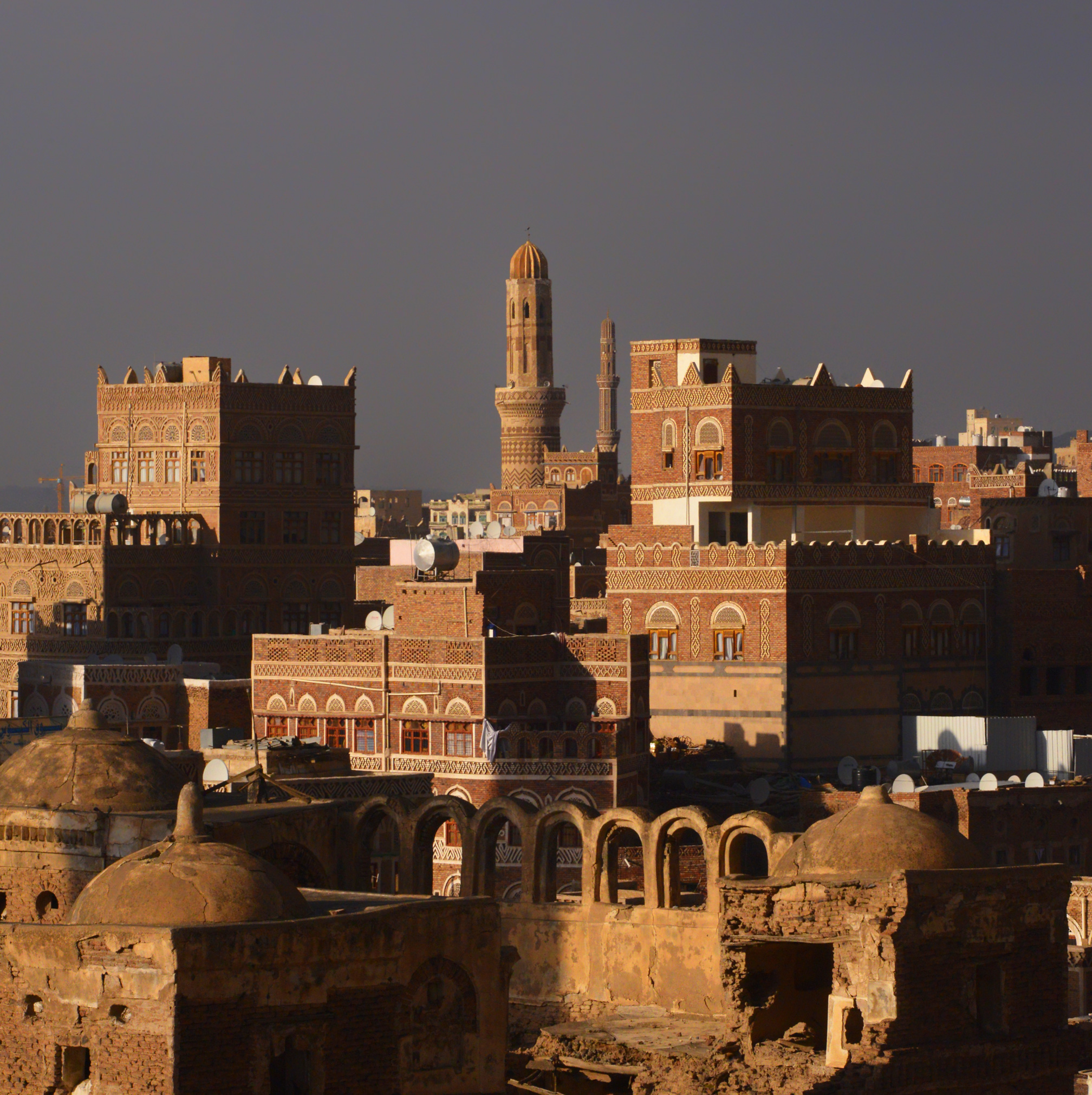 Afternoon Sun, Sana'a (12670789394).jpg