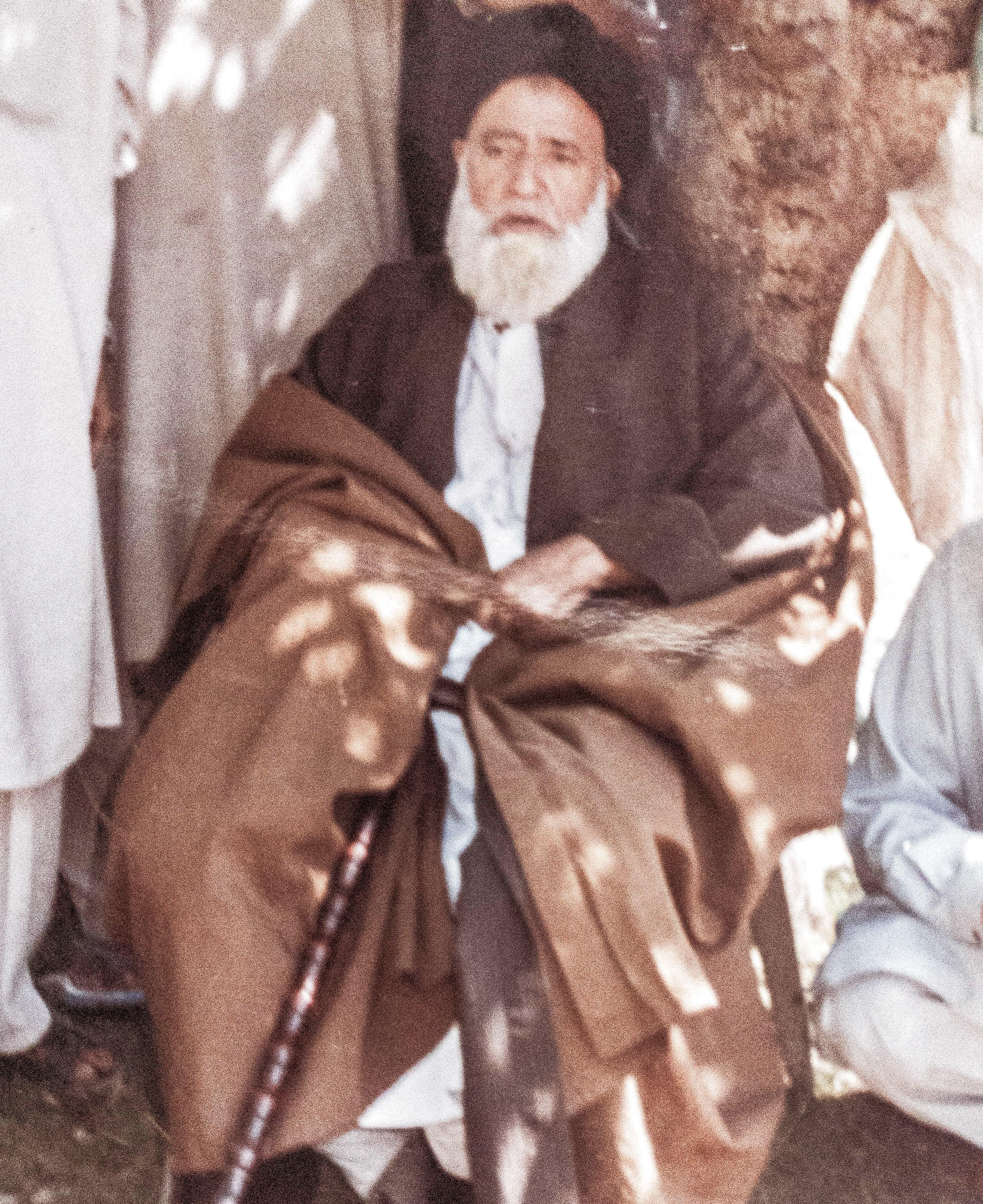 Aga Syed Mustafa Moosavi - Wikipedia