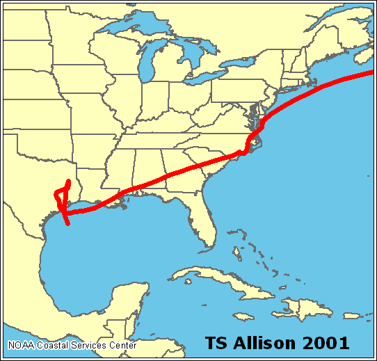 tropical storm allison flood map with File Allison 2001 Map on Story besides Flood Deaths Avoidable Dont Go Water moreover 1437850 Houston Tunnels 3 also 408345 Houston Tunnel System Underground 2 besides Flood Plain Map.