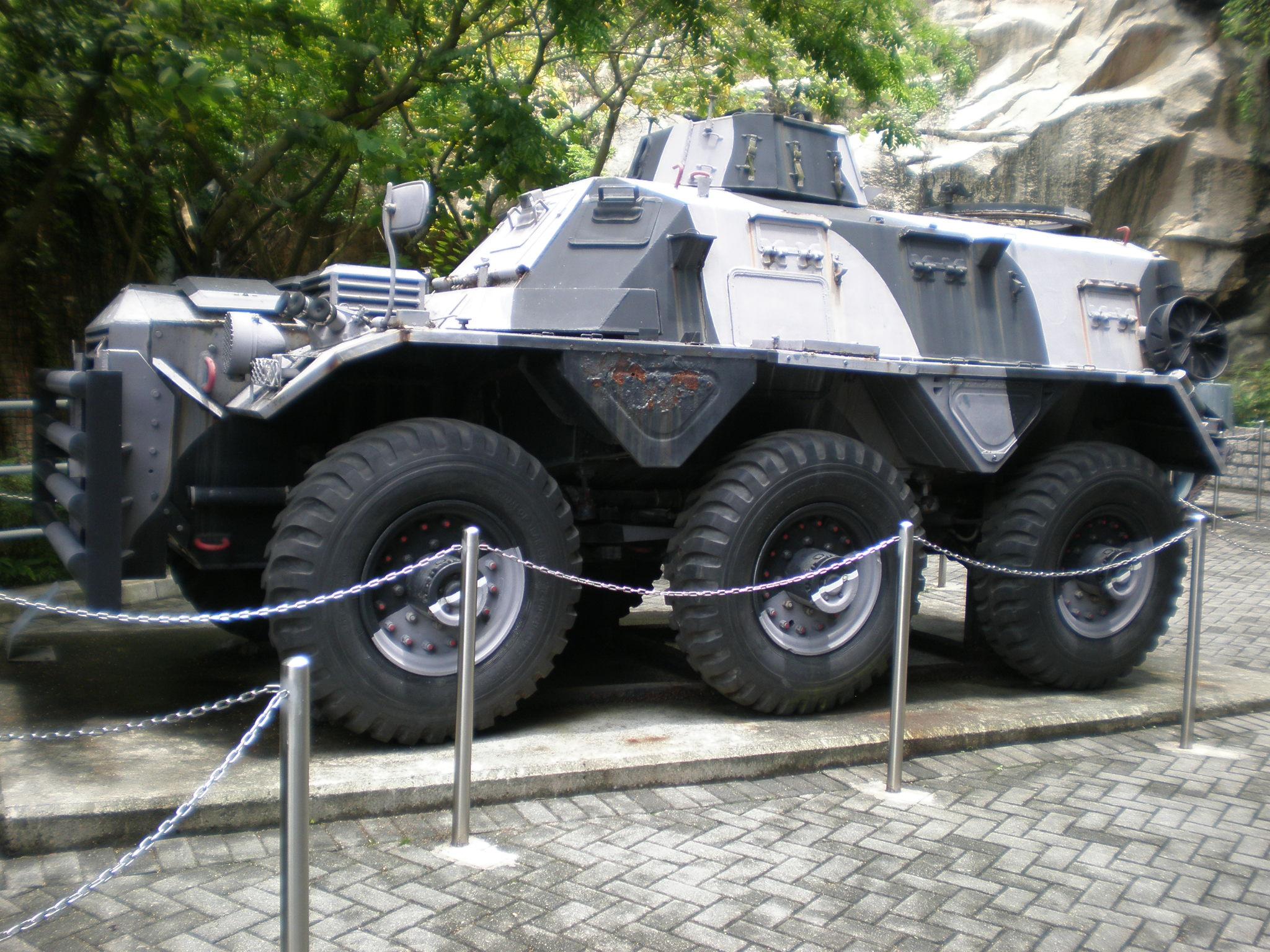 File:Alvis Saracen Mk 2 side HKMCD.JPG - Wikipedia