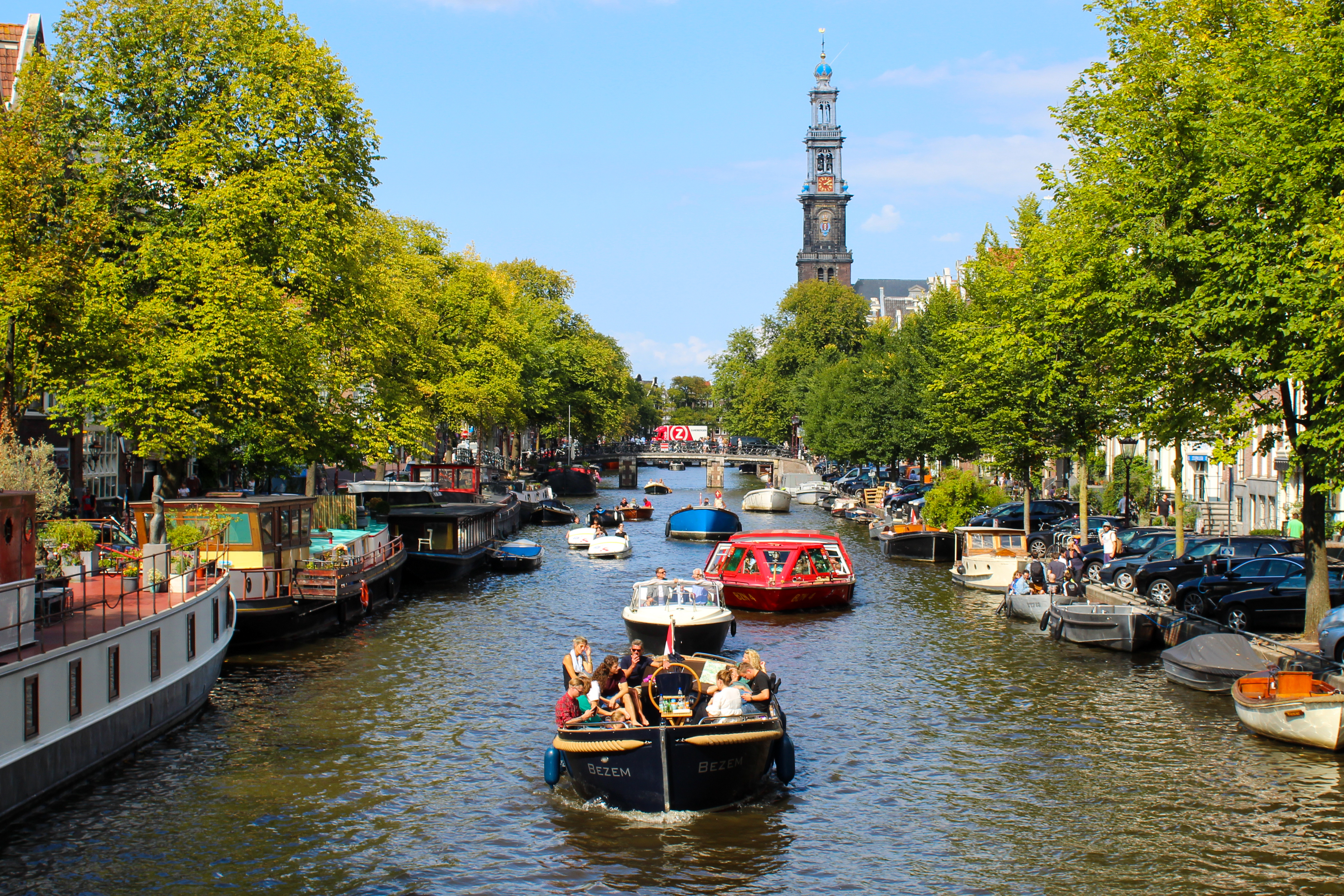 Canals of Amsterdam - Wikipedia