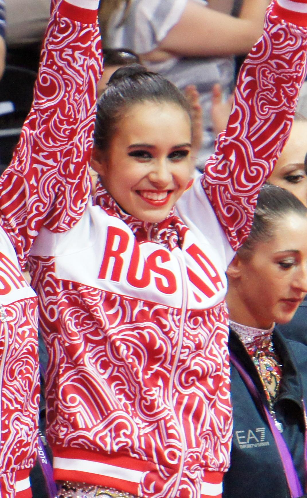 Голая Анастасия Константиновна