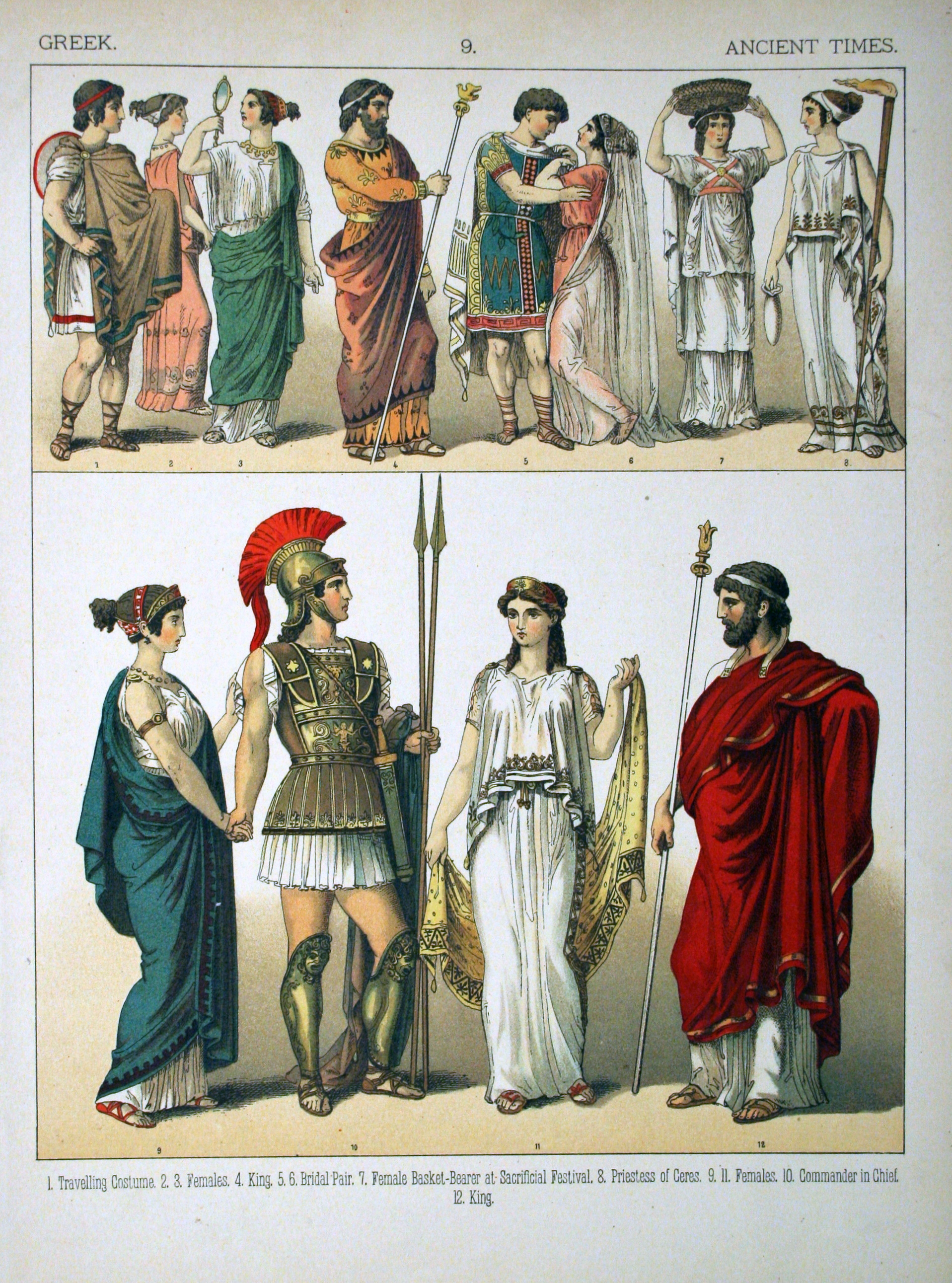 Greek dress - Wikipedia