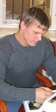 Der Este Andrus Värnik warf 81,34m und scheiterte in der Qualifikation