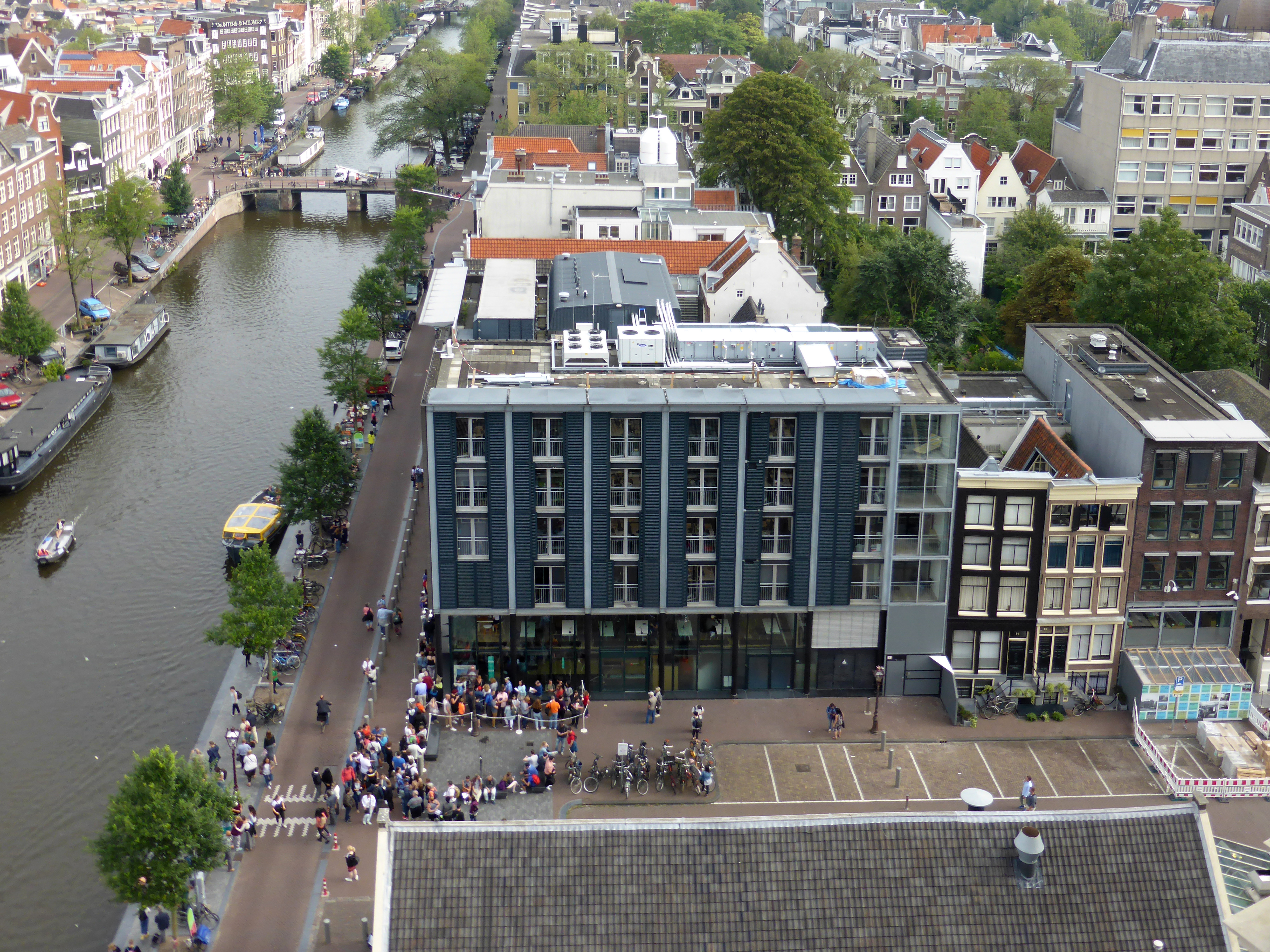 File Anne Frank Haus Amsterdam 3 Wikimedia mons