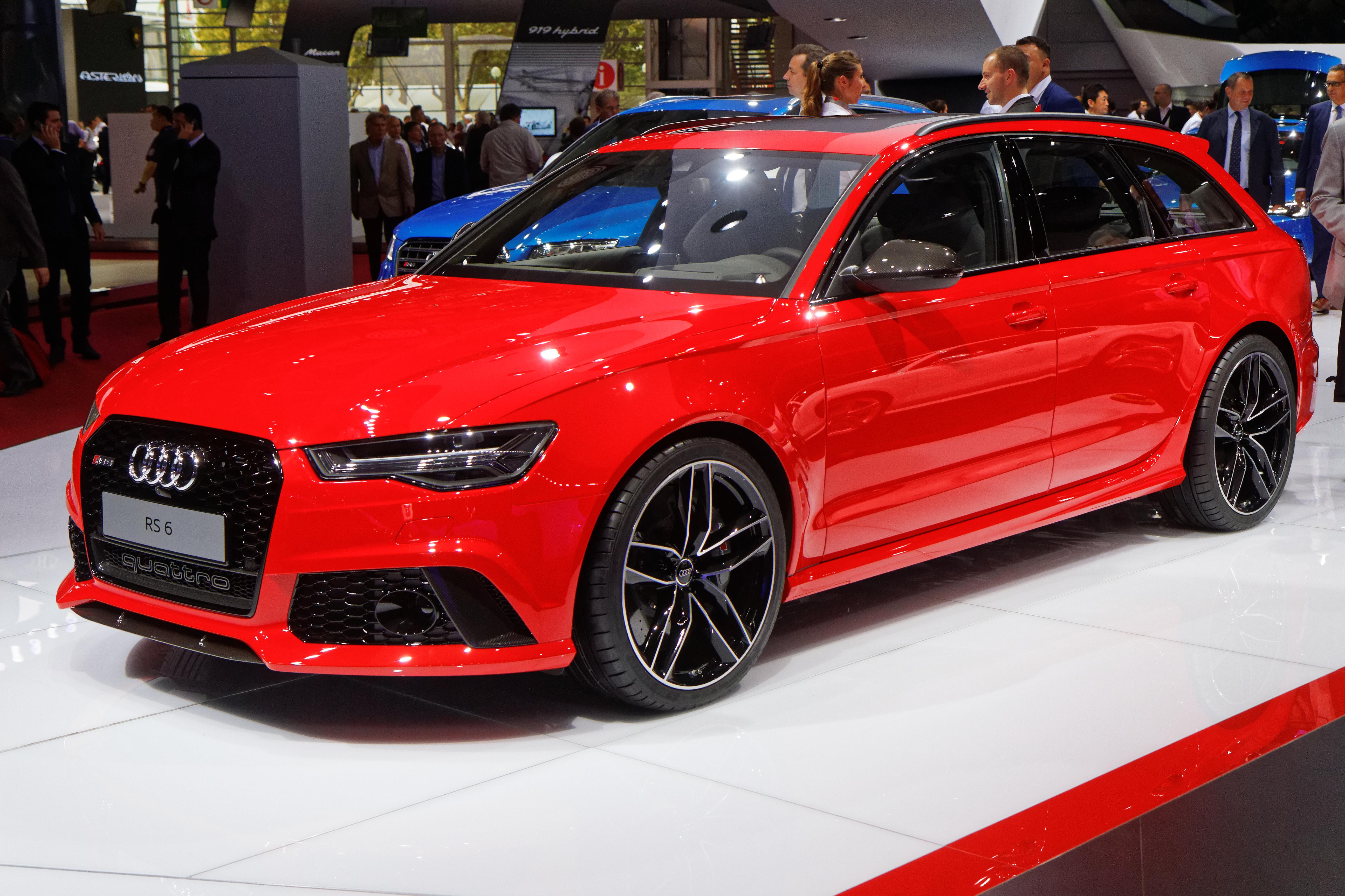 Audi RS Wikipedia - Audi car wiki