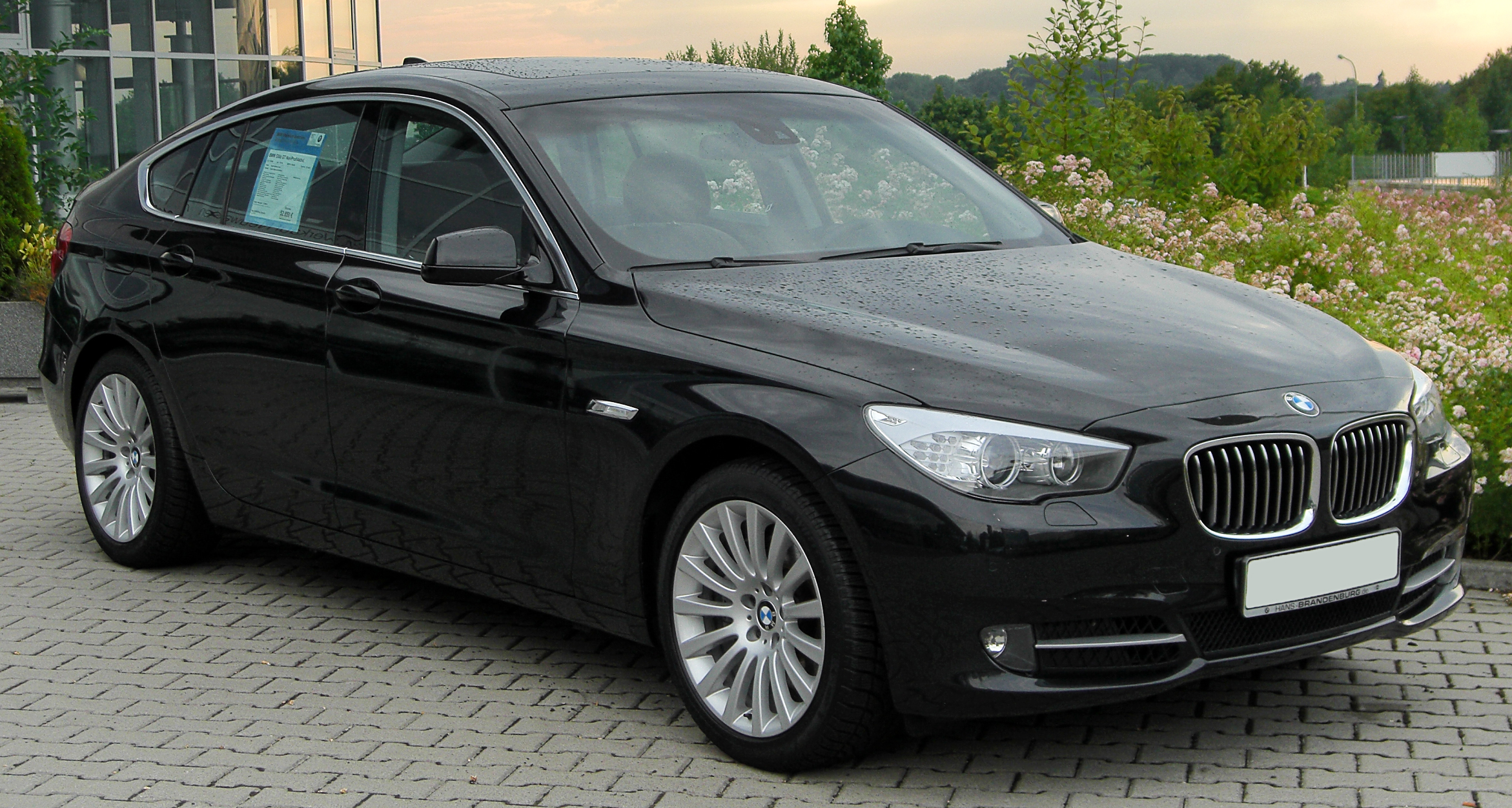 File Bmw 530d Gt F07 Front 20100723 Jpg Wikimedia Commons