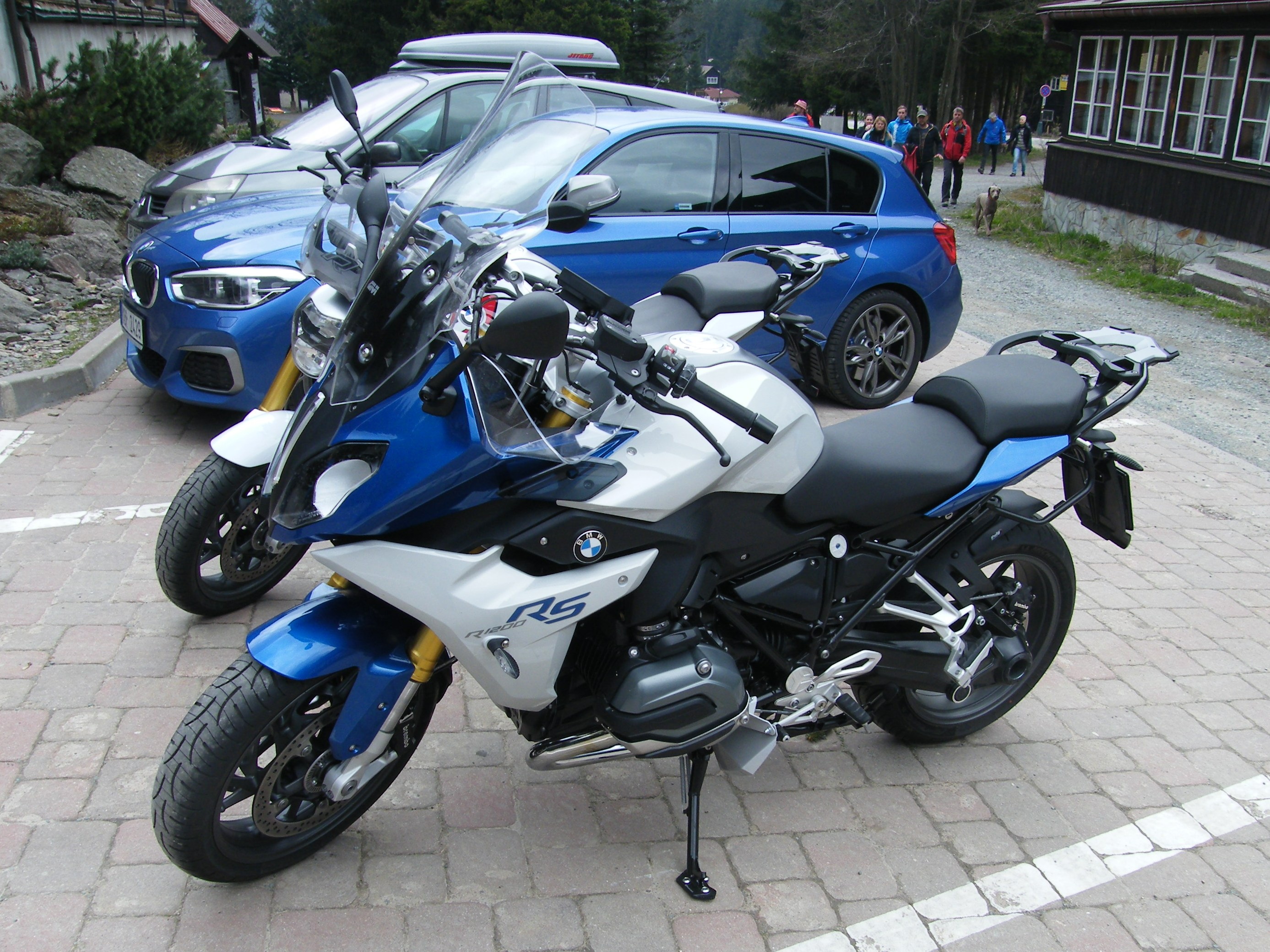File Bmw R1200rs Frotn Jpg Wikimedia Commons