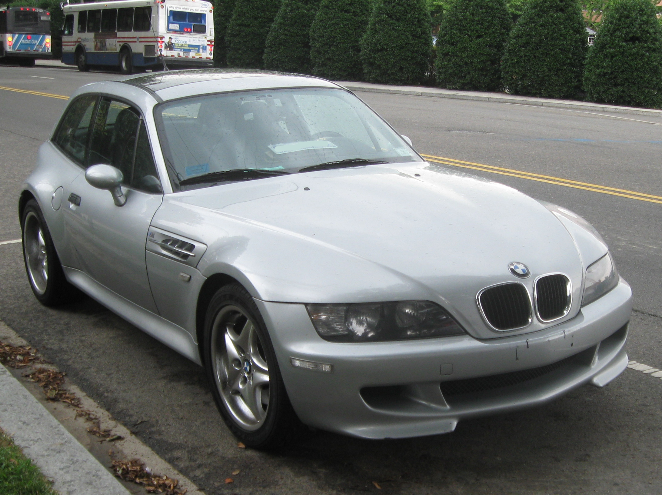 File Bmw Z3 07 23 2009 Jpg Wikimedia Commons