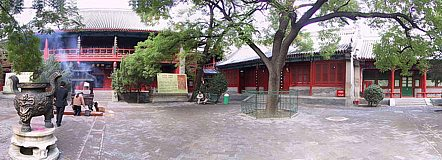 White Cloud Monastery, Beijing