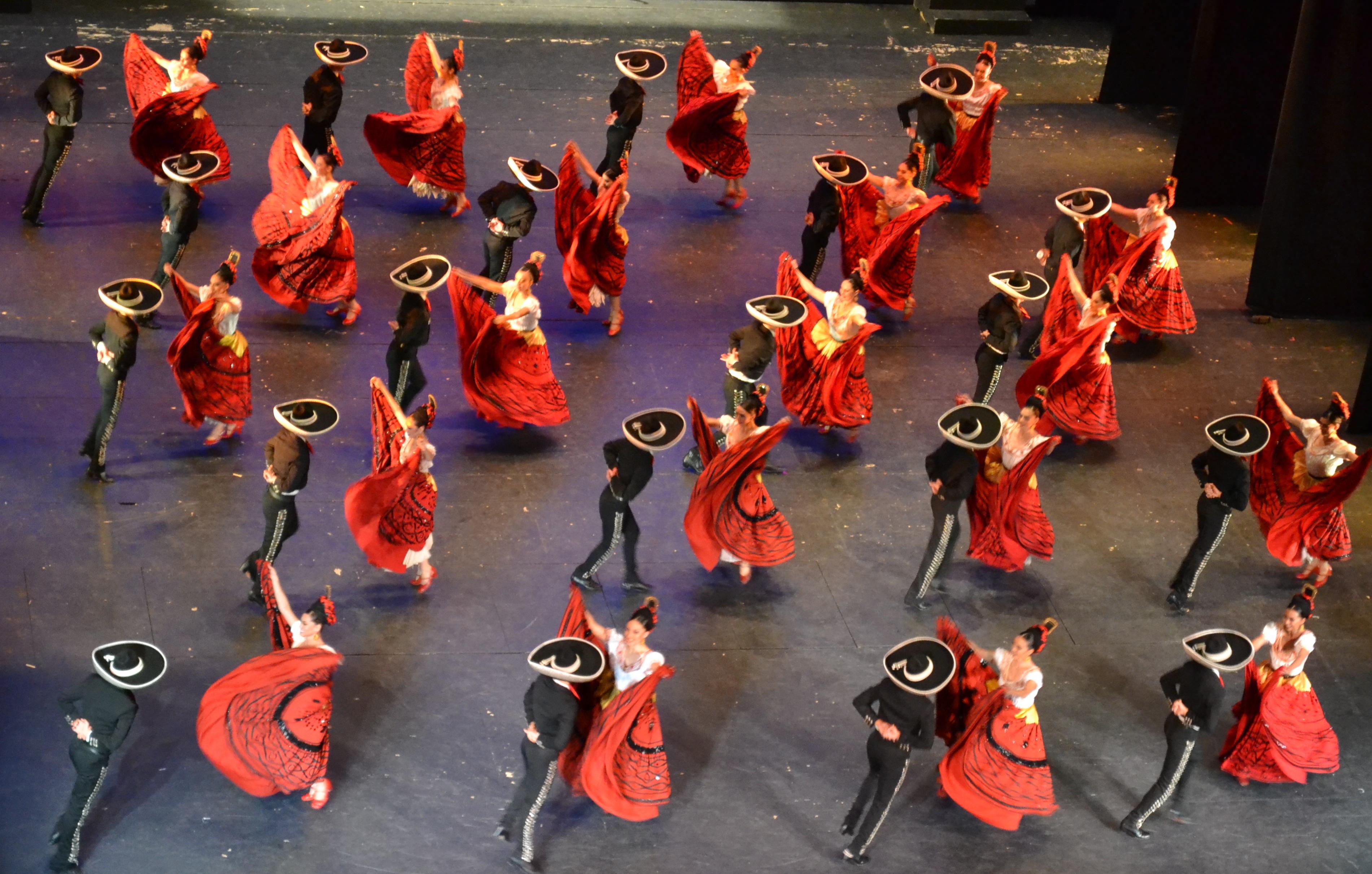 Ballet Folklorico de México presentación del 4 de octubre de 2016.jpg