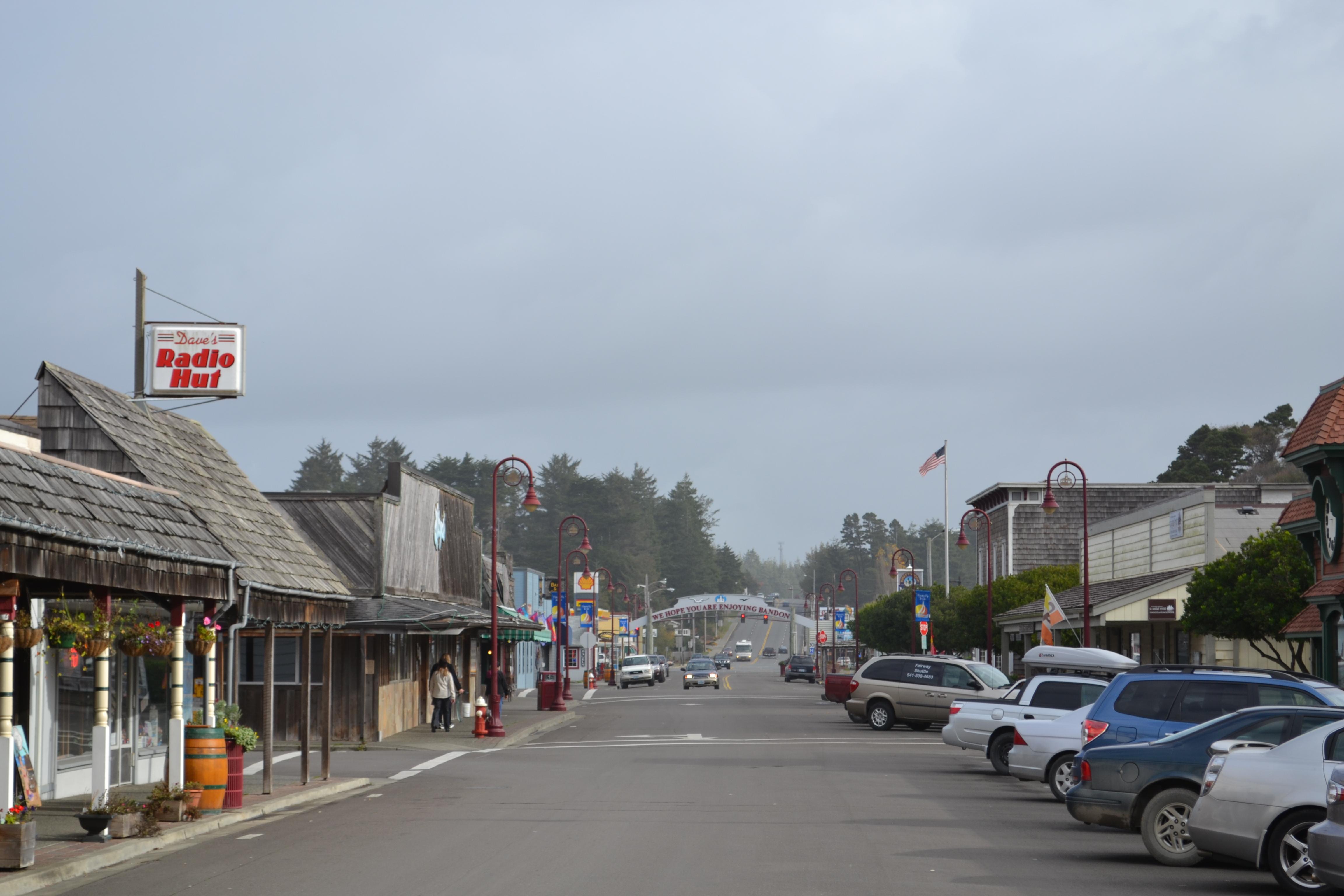 Bandon, Oregon Bandon_Historic_District_(Bandon,_Oregon)