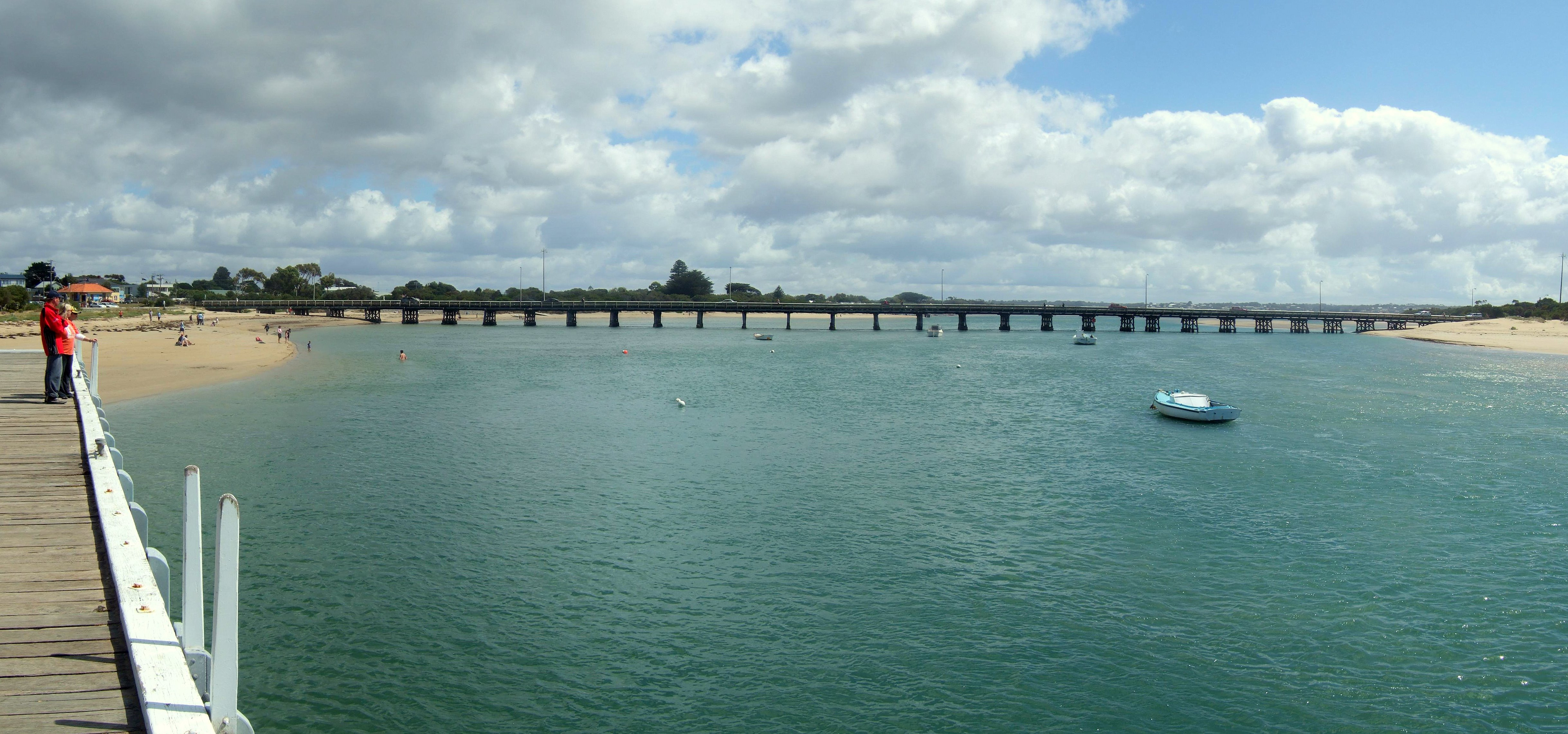 Barwon Heads Australia  city pictures gallery : Barwon Heads bridge, Victoria, Australia. Google Image Result for ...