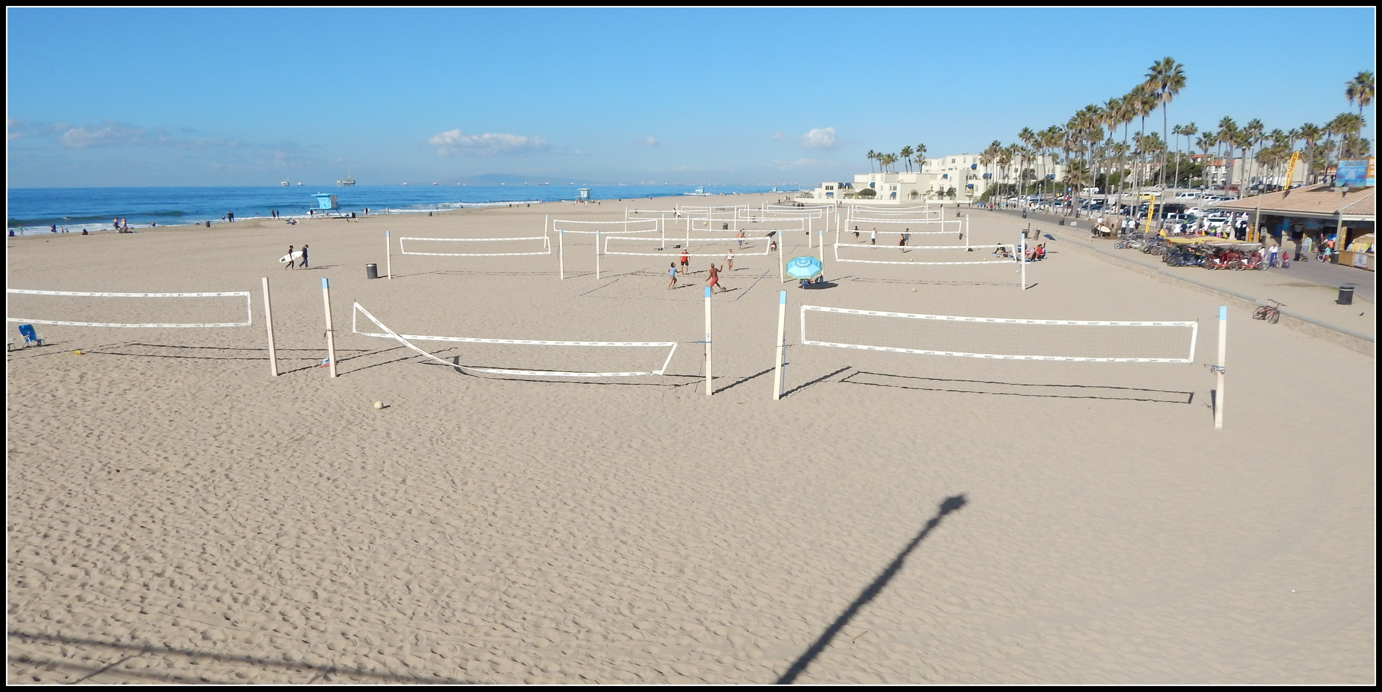 File Beach Volleyball Courts At Huntington Beach 23291850261 Jpg Wikimedia Commons