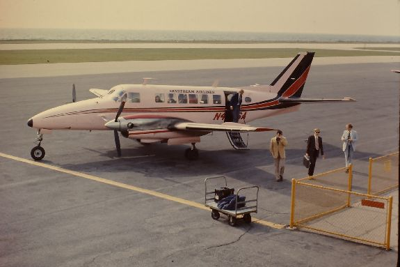 File:Beech Model 99 Skystream jpg - Wikimedia Commons