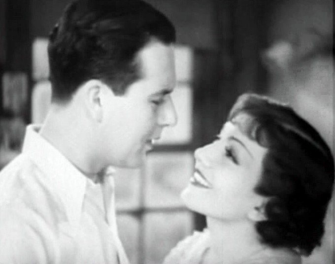 File Ben Lyon And Claudette Colbert In I Cover The Waterfront Jpg