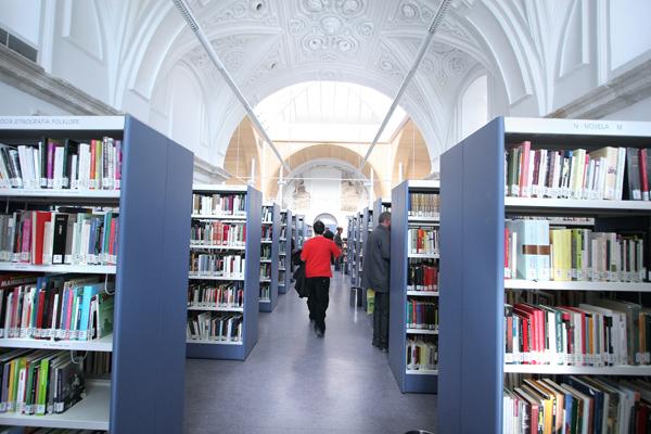 Resultado de imagen de biblioteca pública